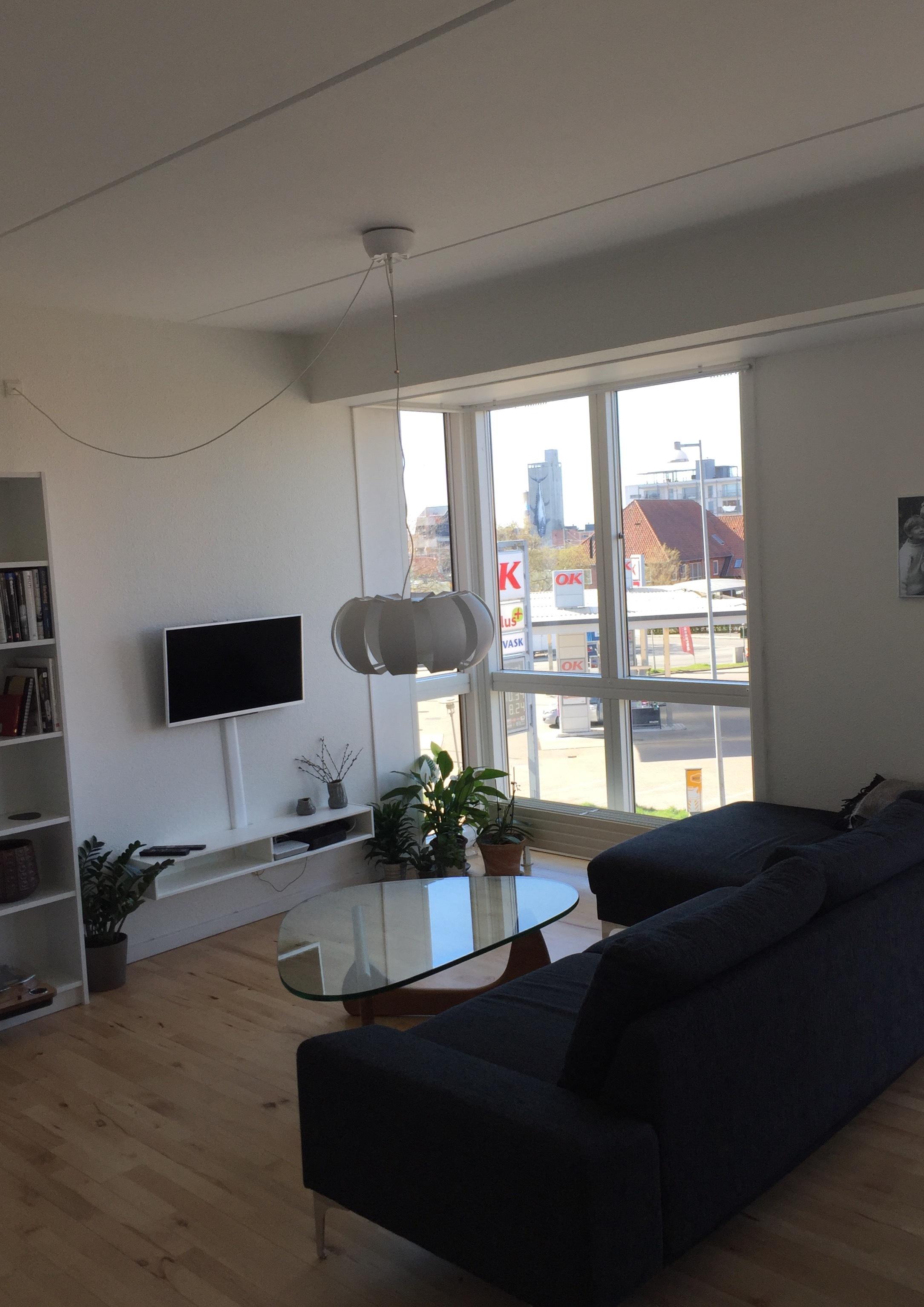 Fremleje af værelse i skøn lejlighed (30/5-30/8)