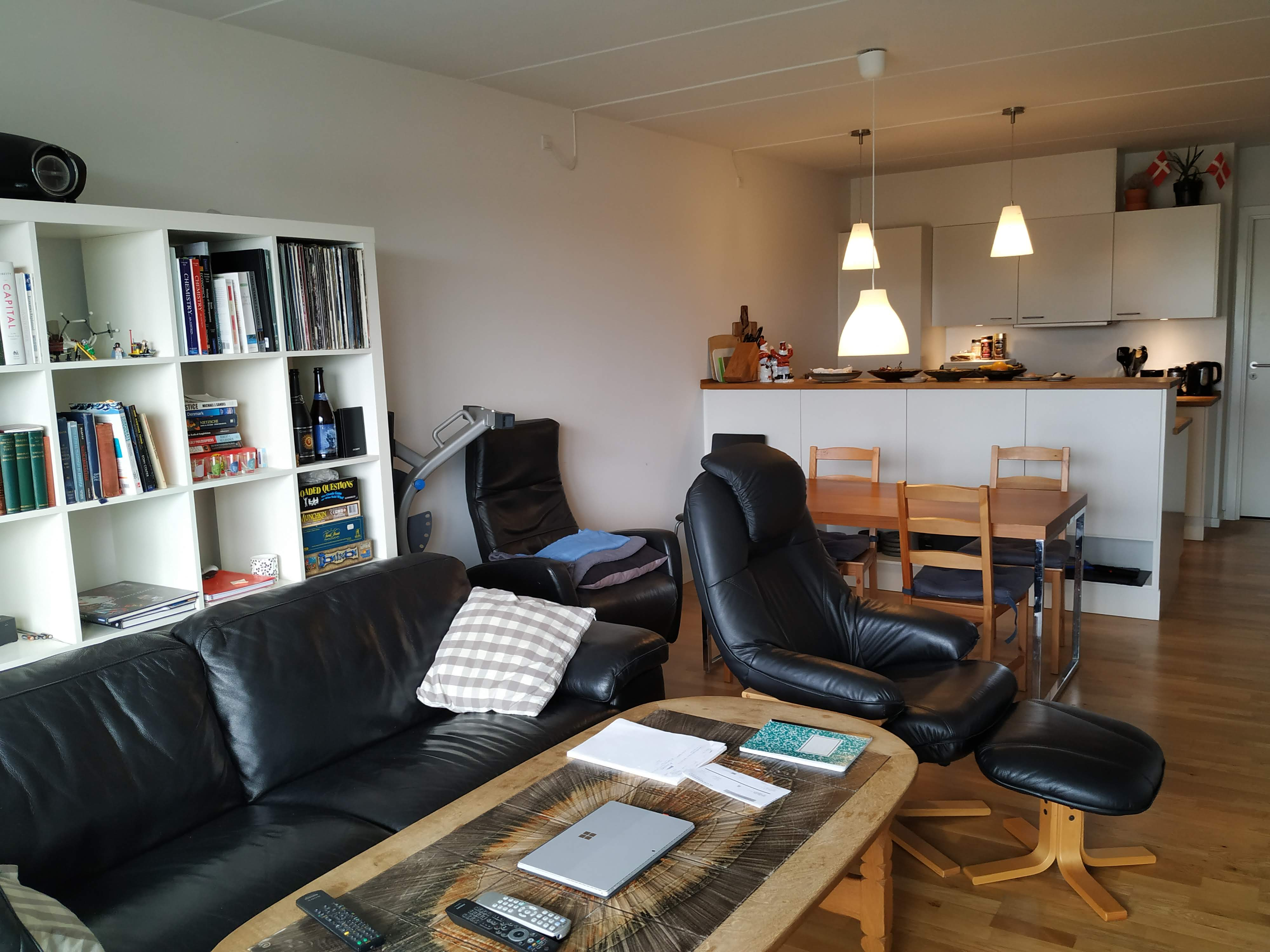 Room in Very Nice New(ish) 100 m2 Apartment on Amager!
