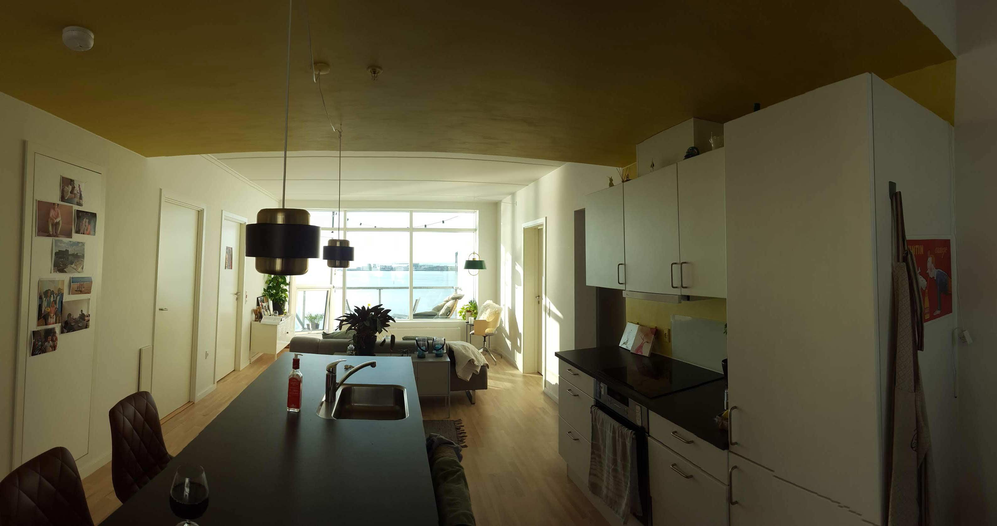 Modern housing association in Aarhus Ø is looking for quiet tenants