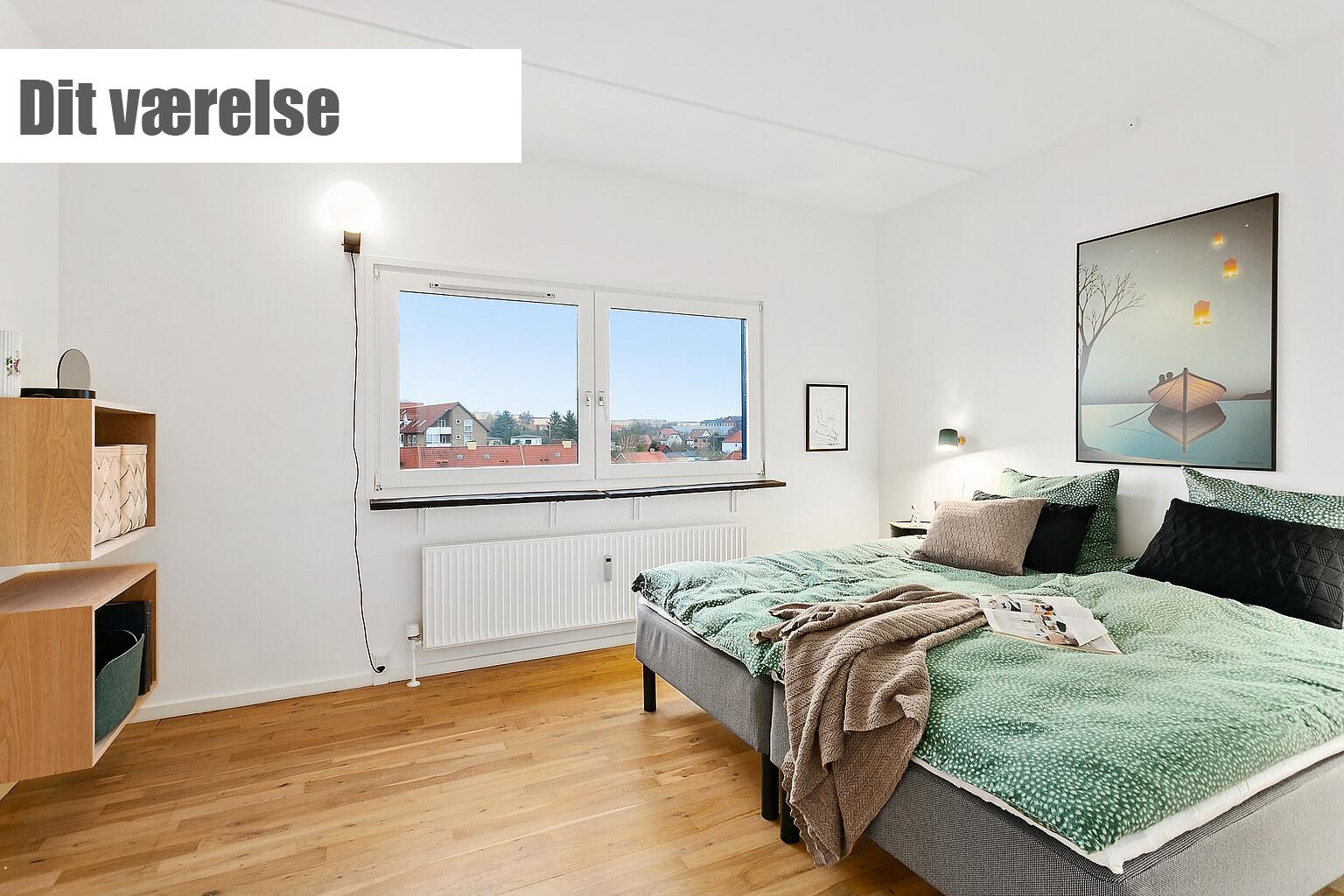 Looking for sweet and tidy roomie in Aarhus C