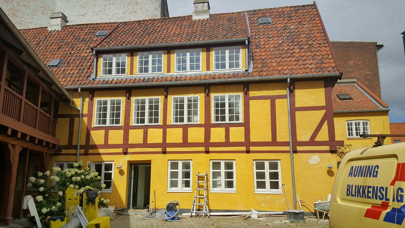 Leje af værelse i 150 m2 lejlighed i Aarhus C