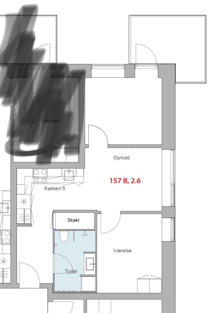 Roomie søges til nyopført lejlighed i Aarhus!