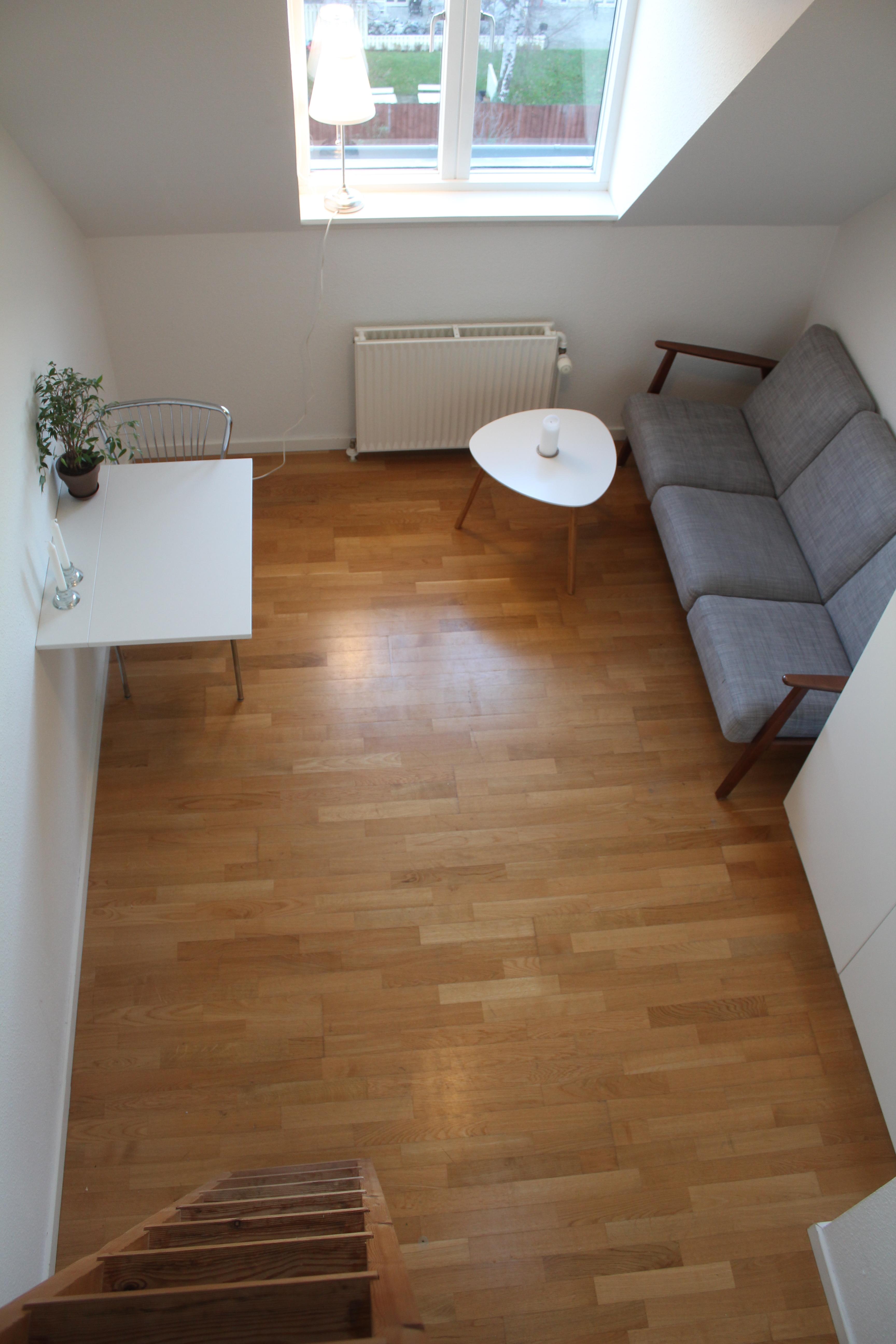 Udlejer hyggeligt værelse i København NV, 10 min. fra indre by