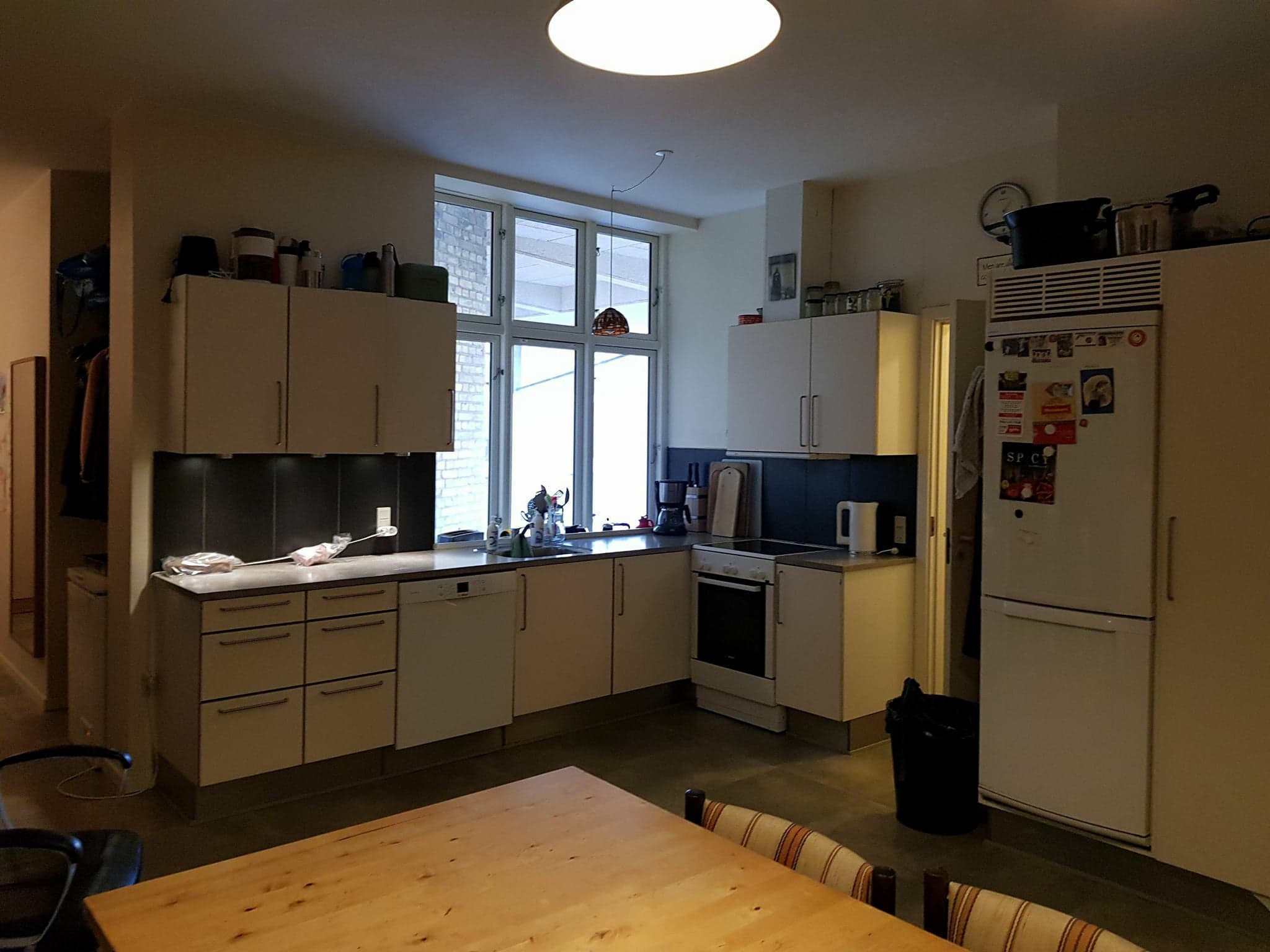 Cozy room in collective center in the center of Aalborg