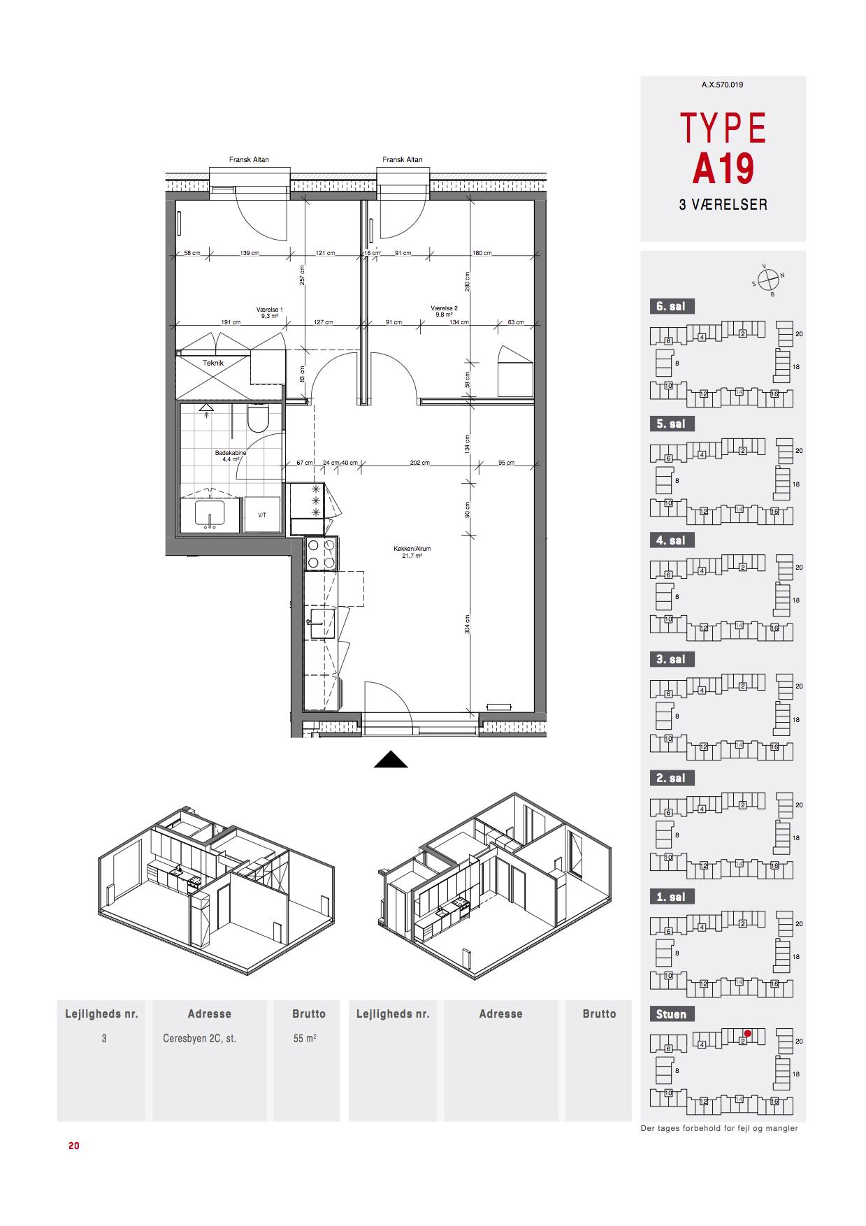 Roomie søges til nybygget lejlighed i Ceresbyen