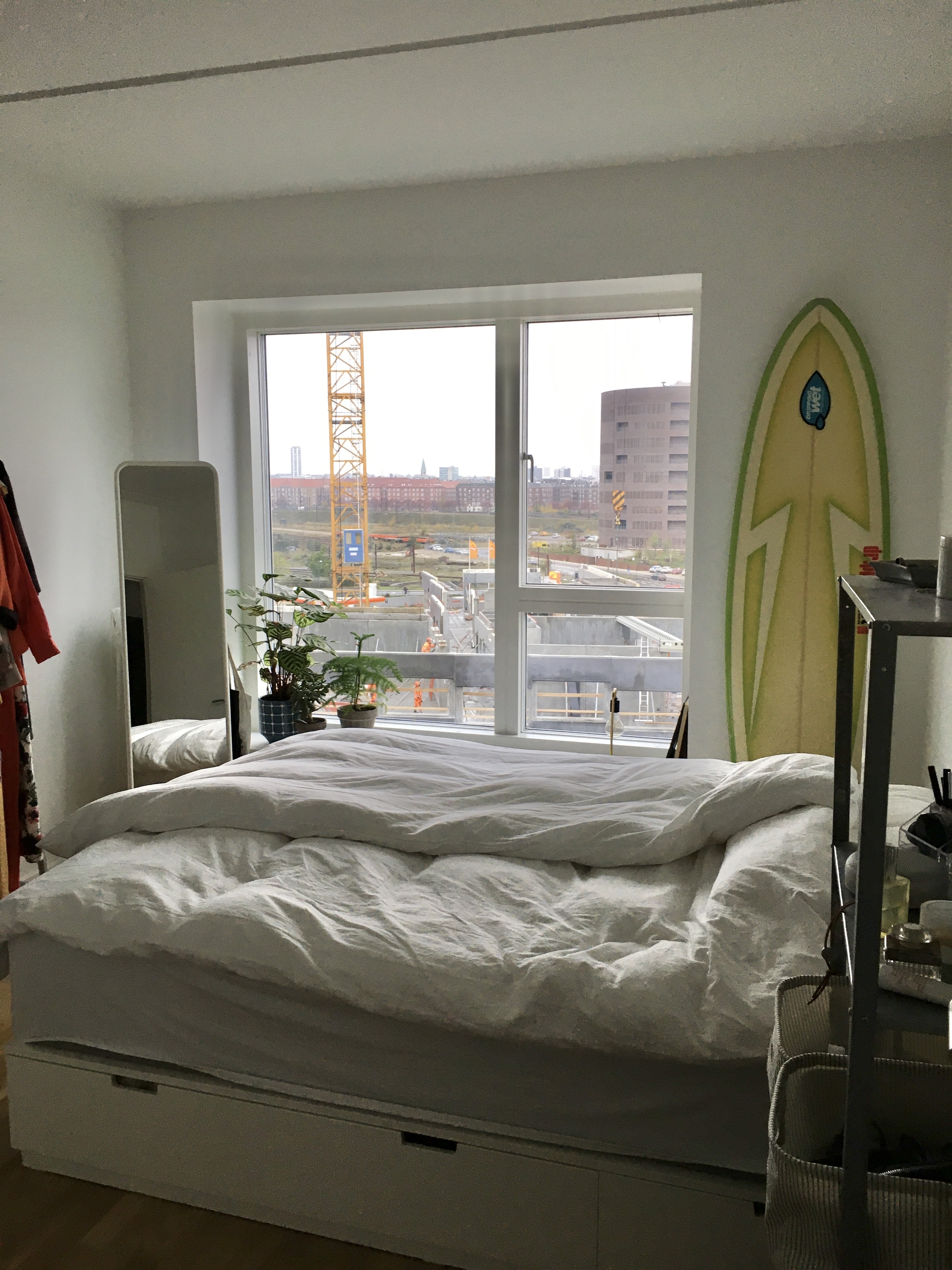 Renting out room in penthouse close to city center