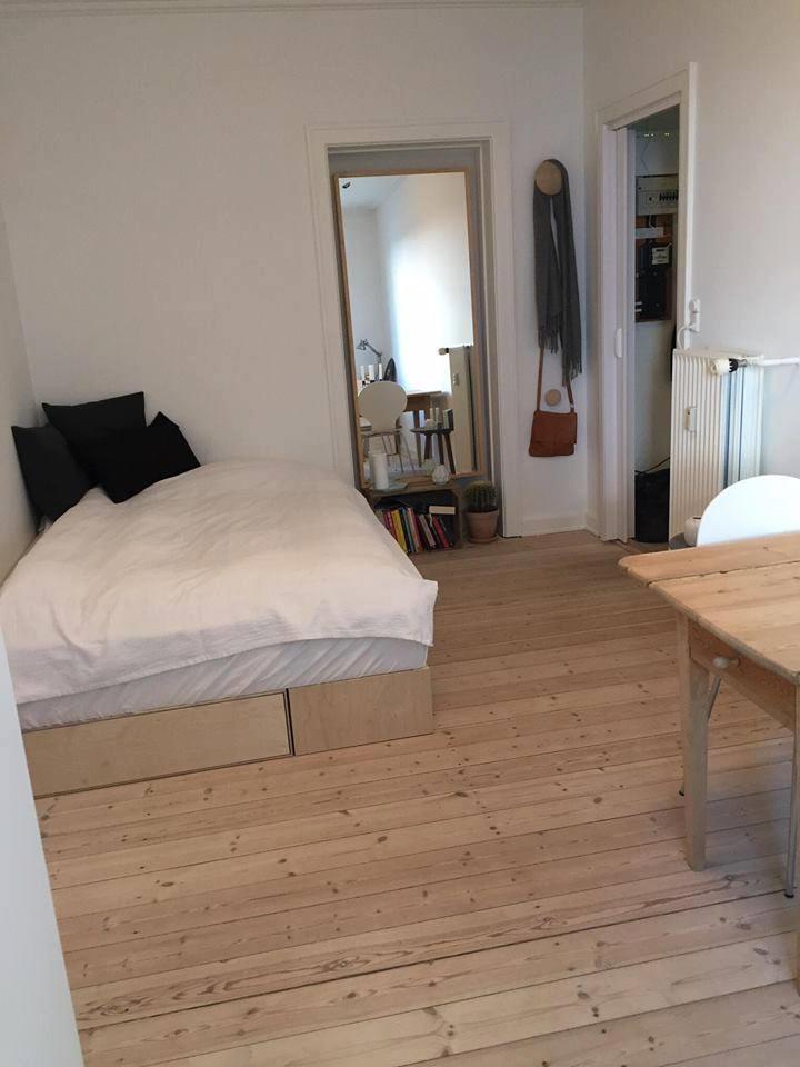 1 værelses lejlighed på 42 m²