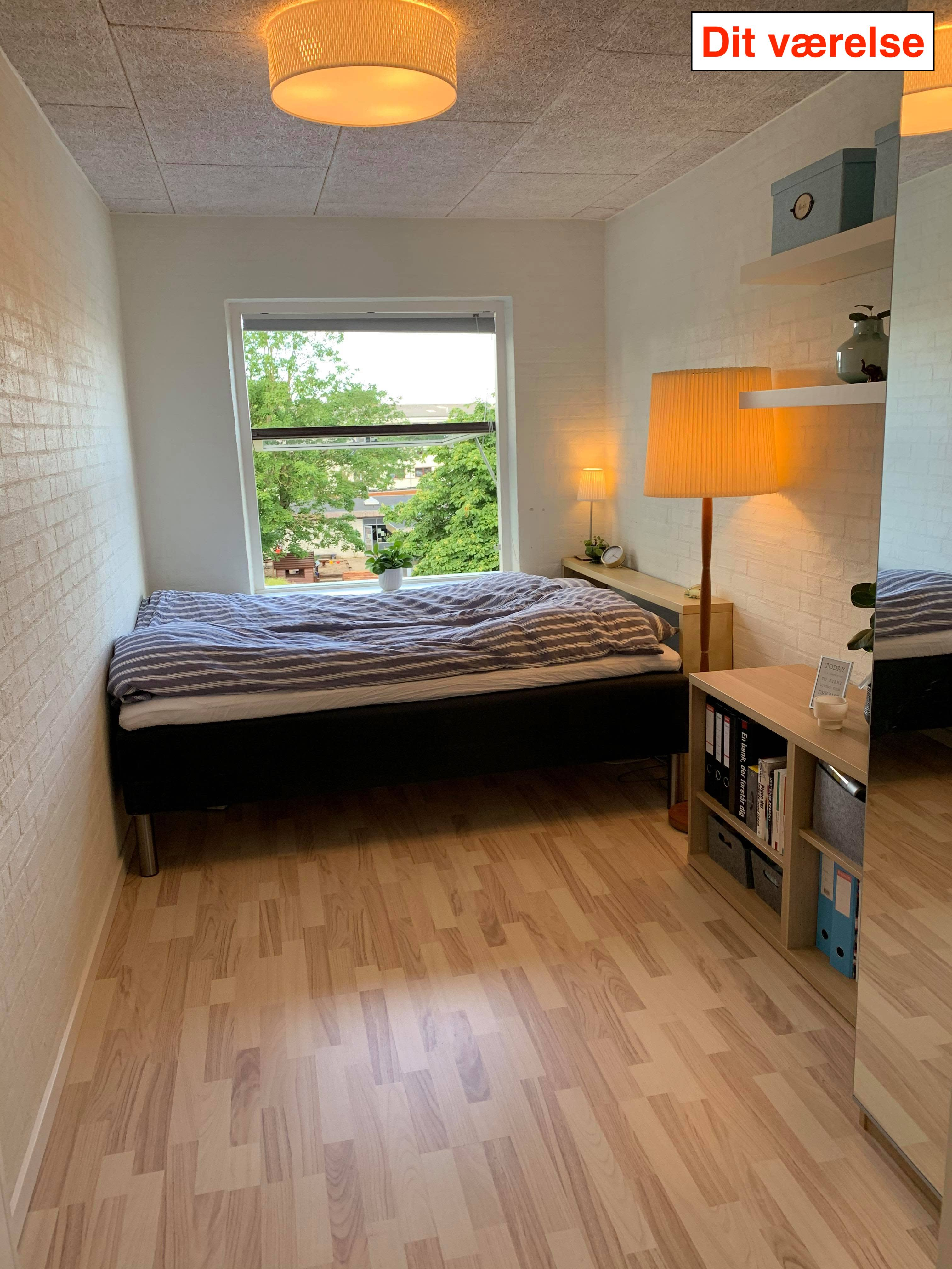 Delicious newly renovated apartment for sharing