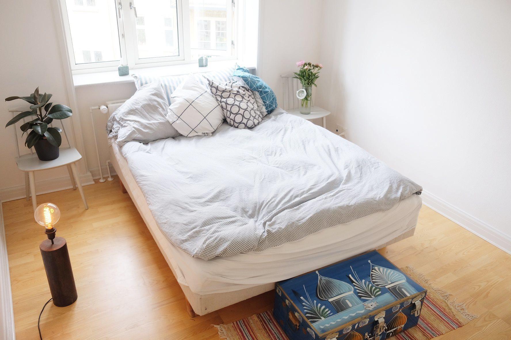 Mandlig roomie søges til værelse fra 15. oktober-31. januar (med mulighed for forlængelse)