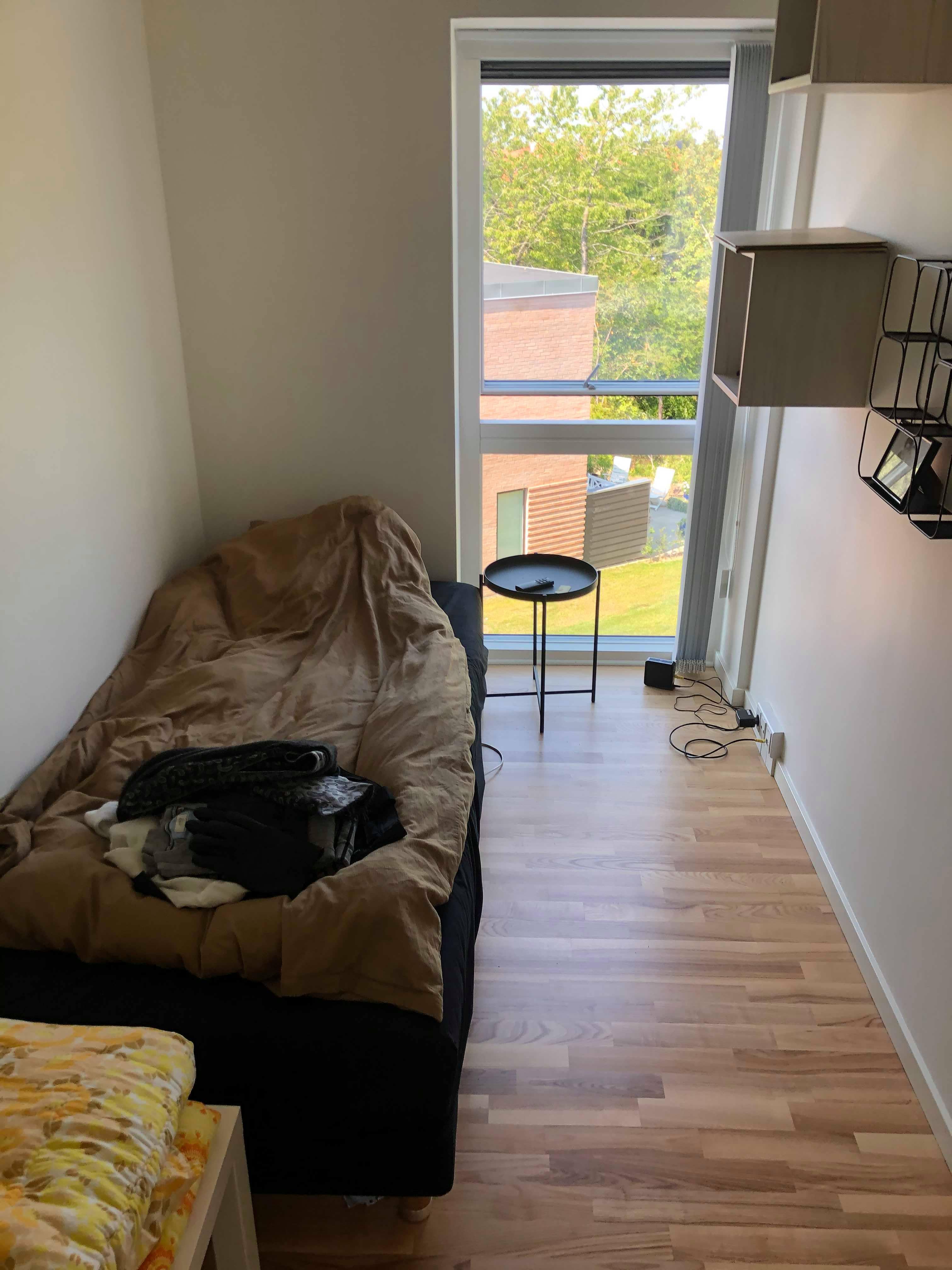 Værelse udlejes i nybygget lejlighed!