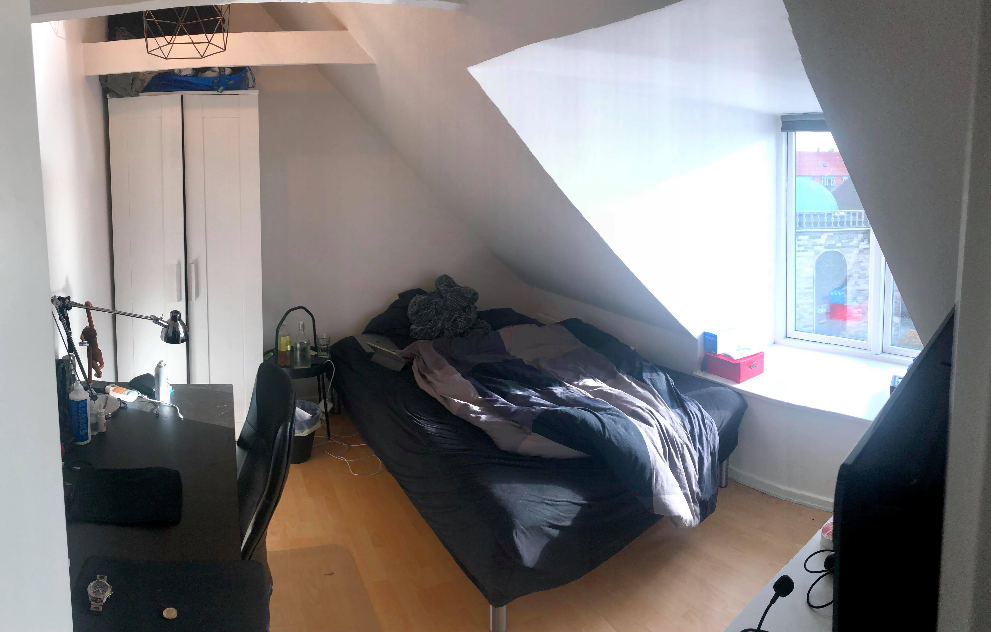 Ubegrænset leje af værelse i Aarhus C