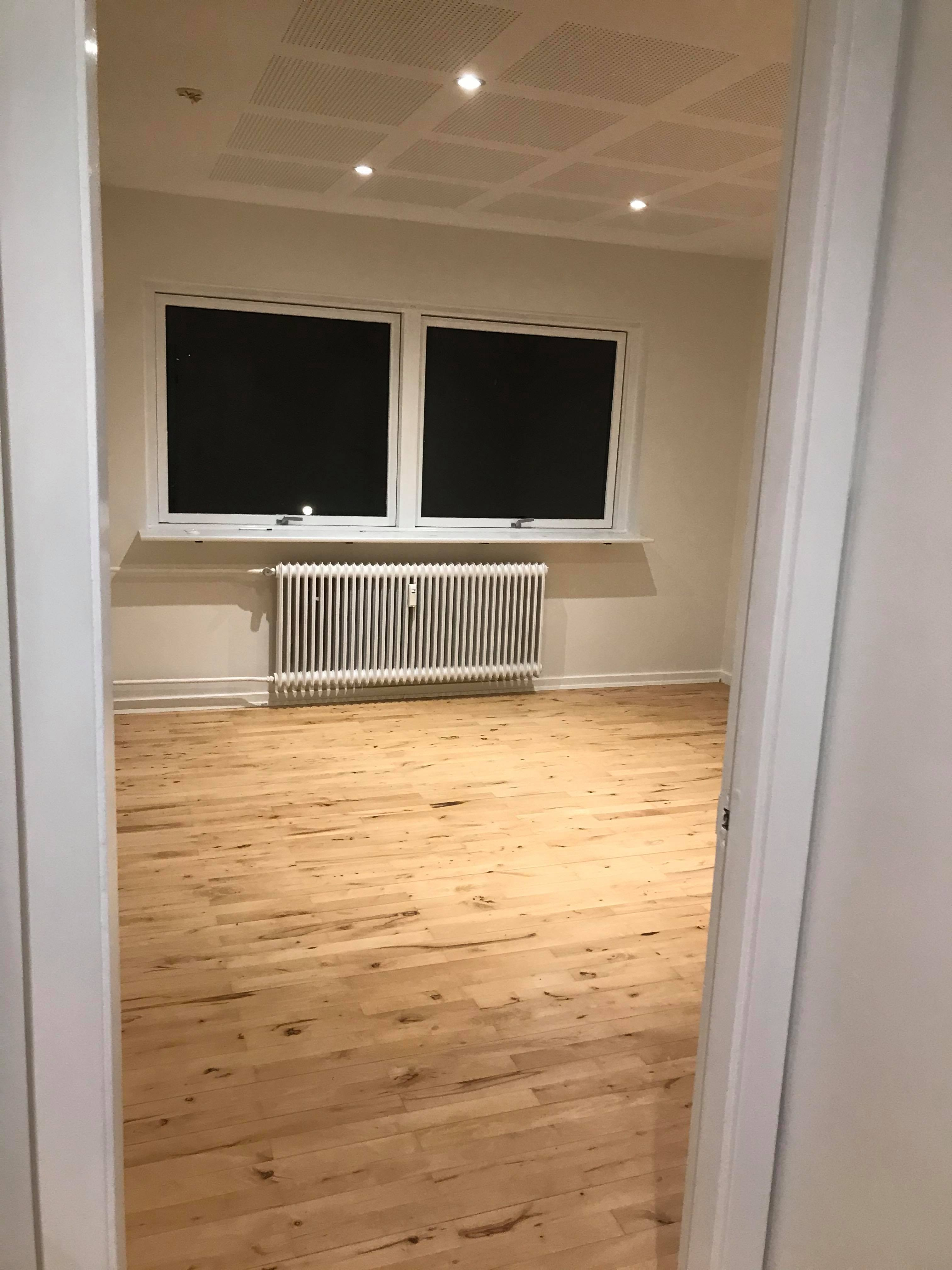 Completely renovated apartment with 14 sqm room for rent