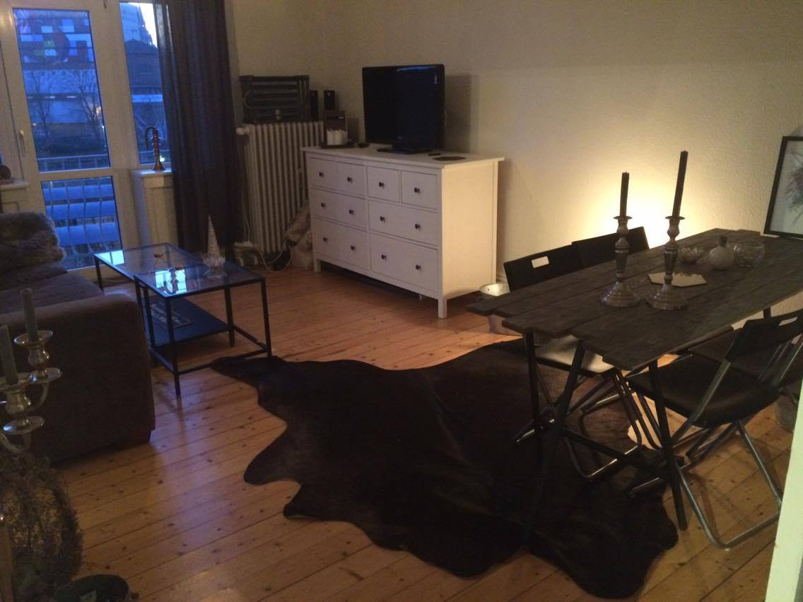 Room in downtown Aalborg