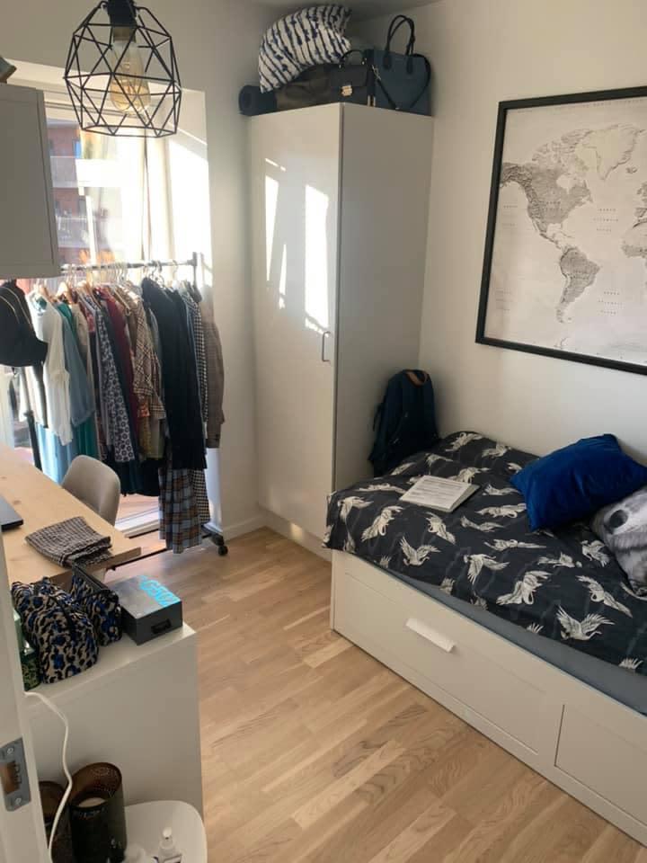Roomie søges til lækkert værelse i hjertet af Aarhus