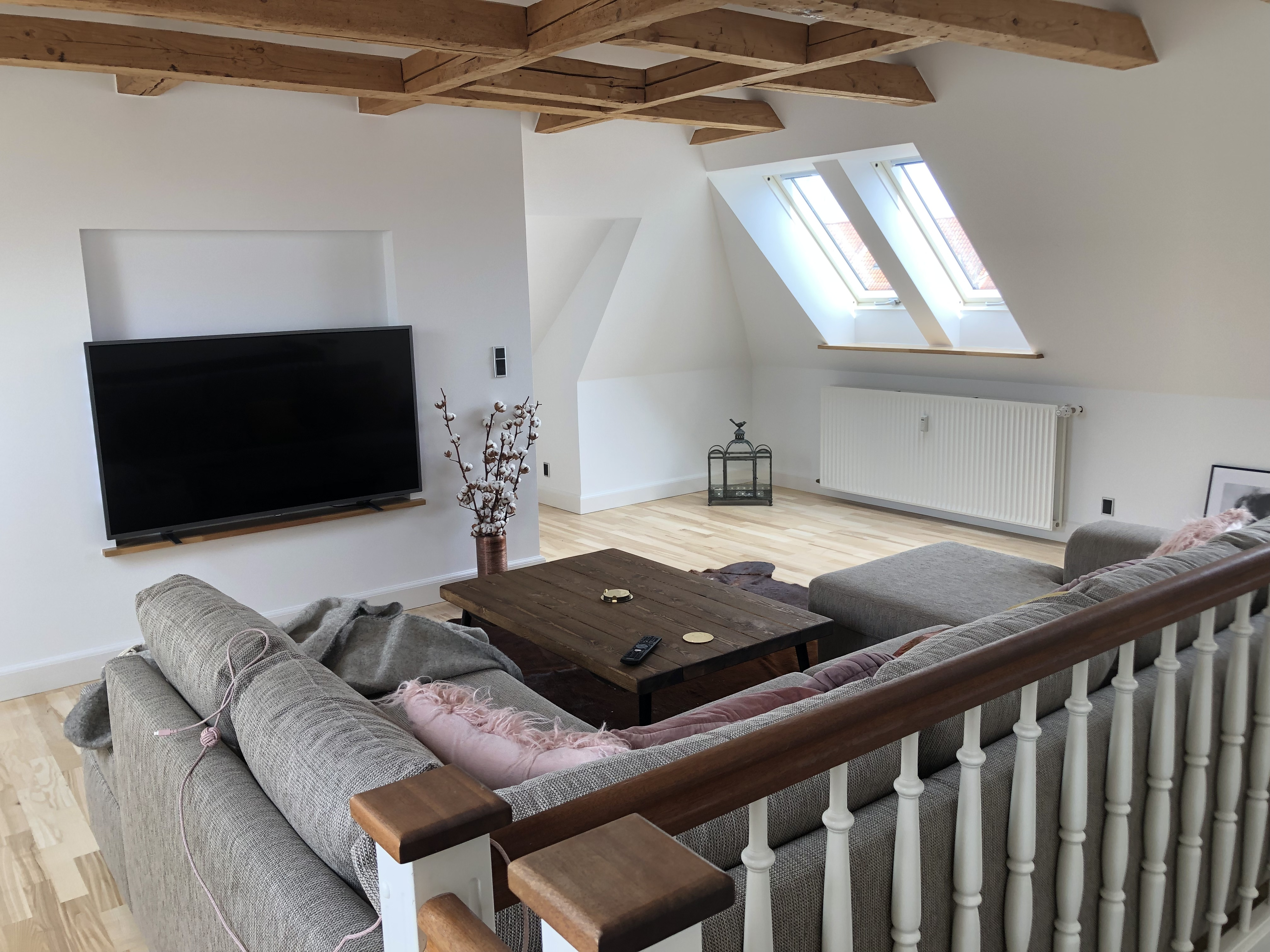Fint værelse i stor lækker lejlighed