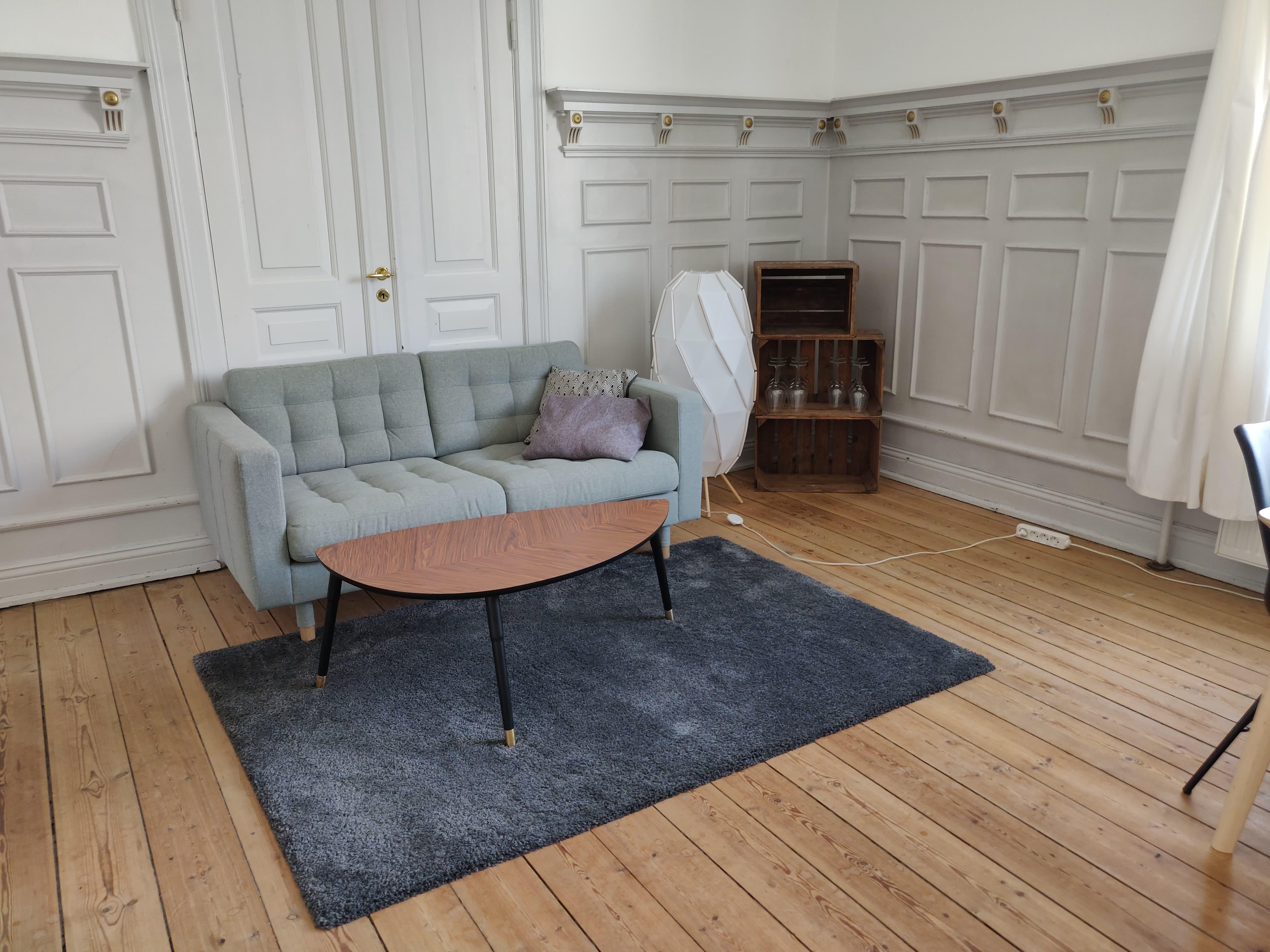 Ledigt værelse 1. April Odense centrum