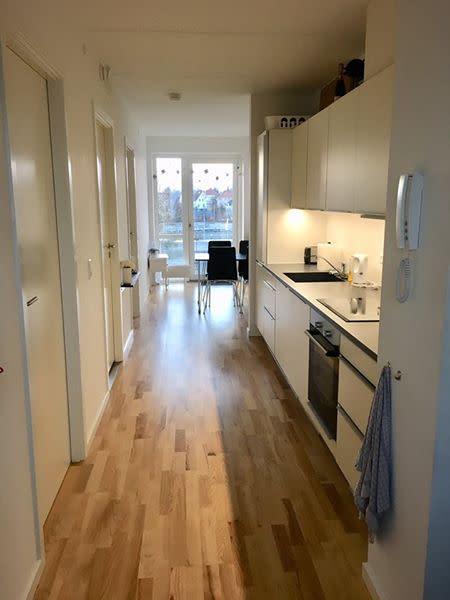 Female roomie is looking for a nice apartment in Aarhus
