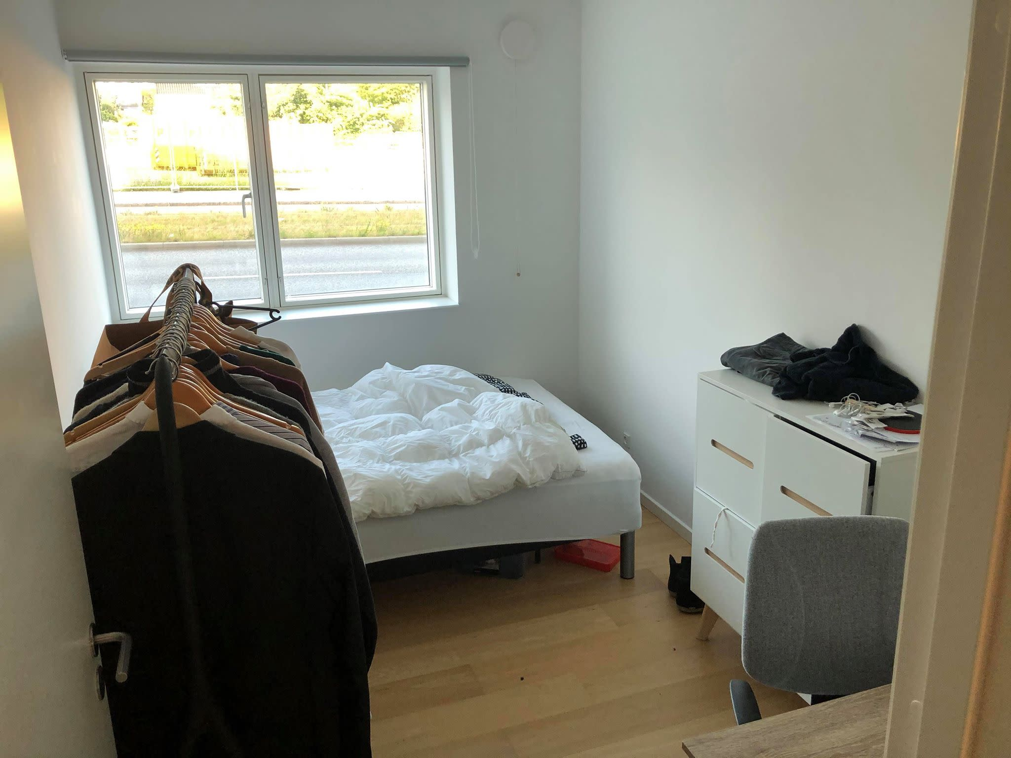 Available room in new 3-room apartment of 69 sqm!