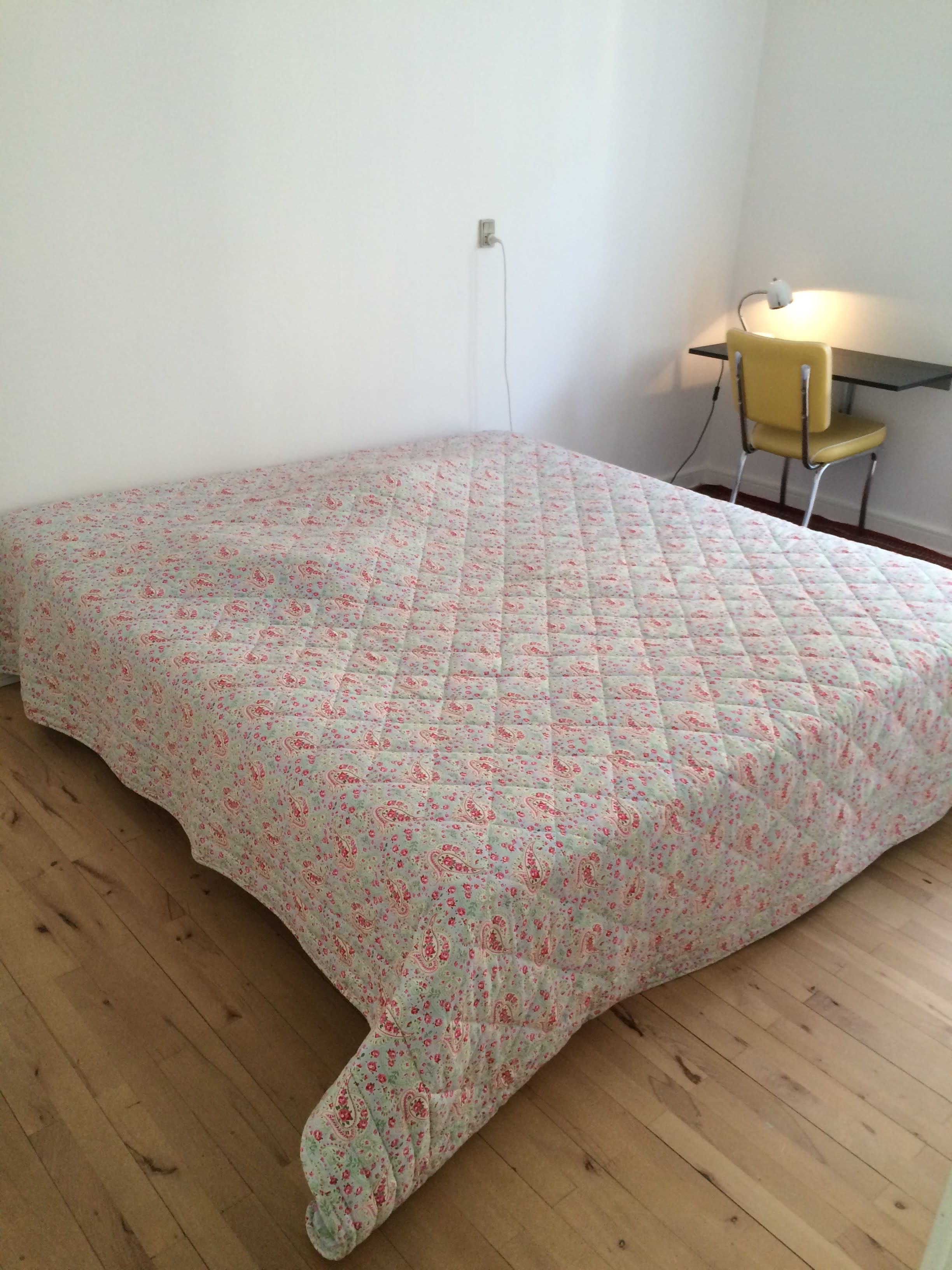 Room available in a shared flat in Oesterbro.