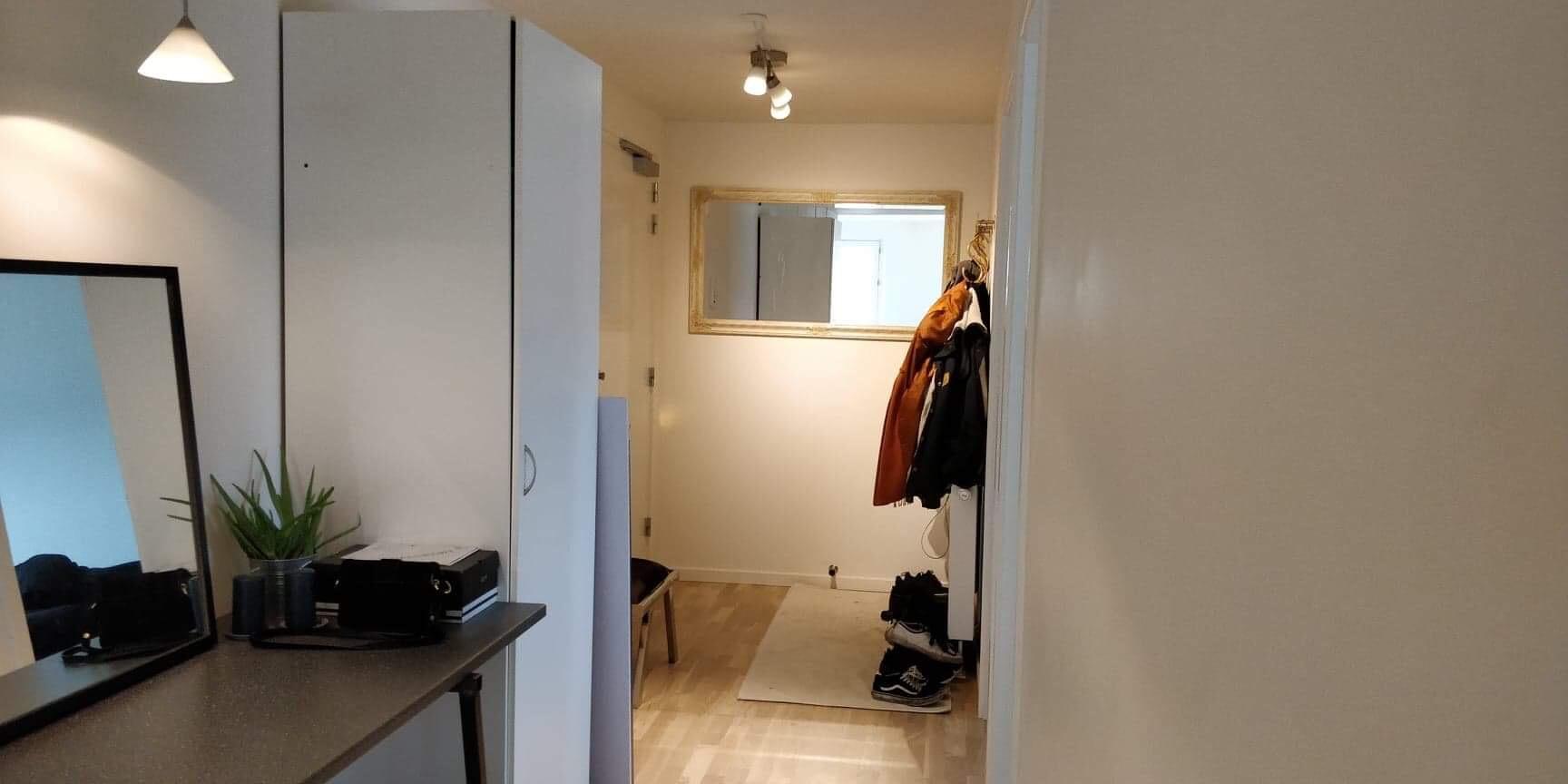 Central lejlighed i Odense C