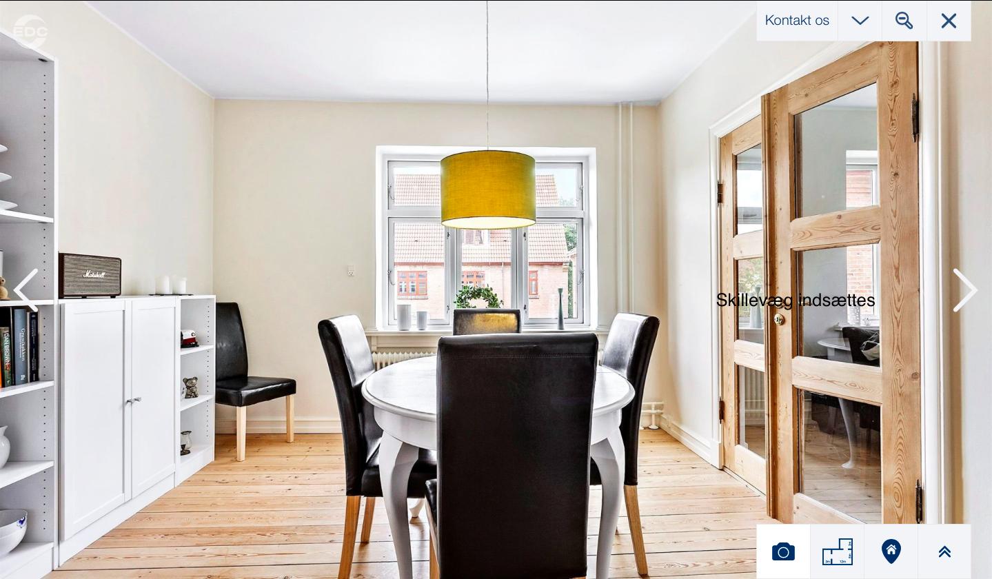 Søger lejer til 12,5 kvm værelse i en flot 3 værelses lejlighed - beliggende i Odense C