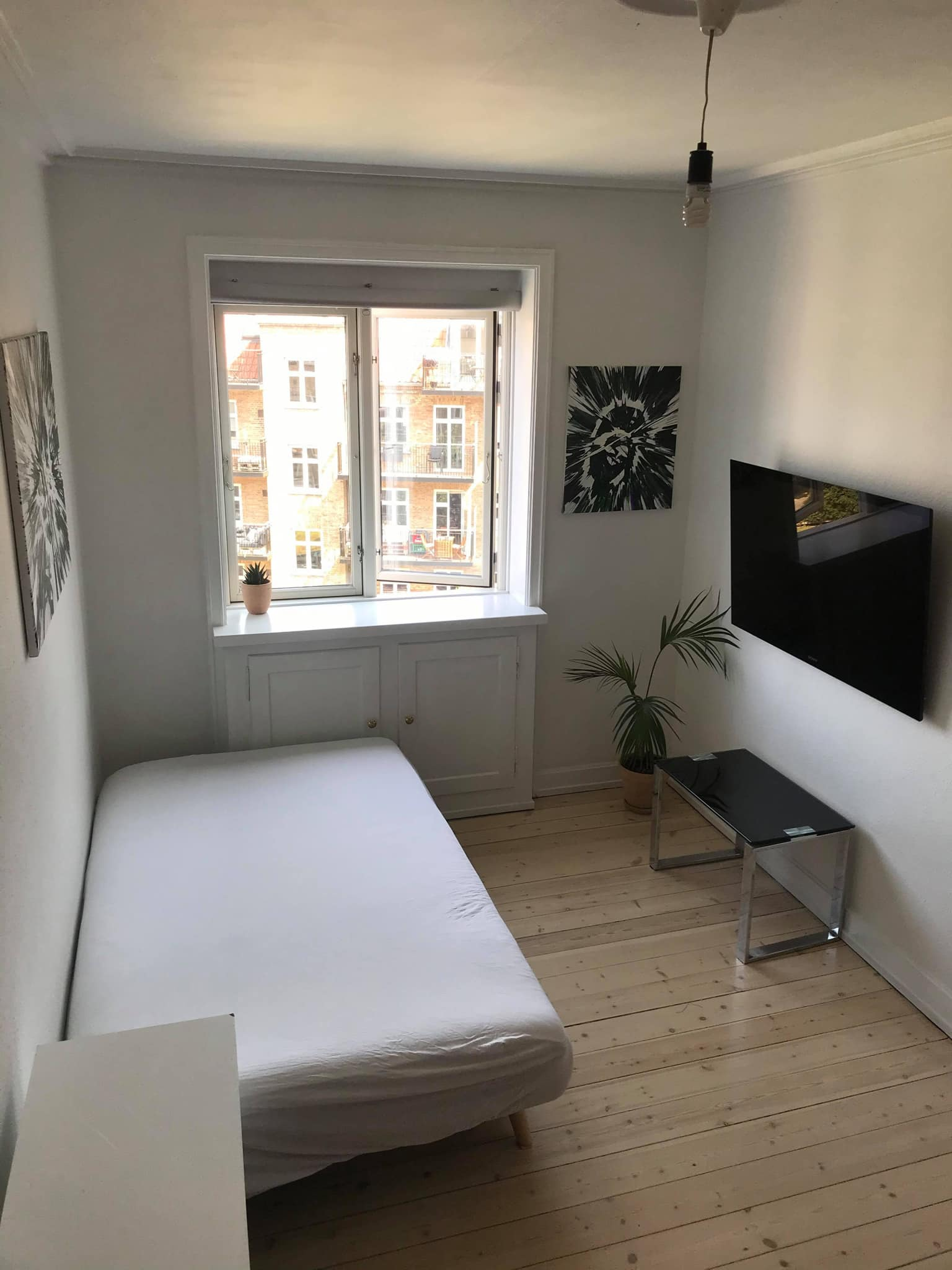 ROOMMATE is wanted for a room in Østerbro.