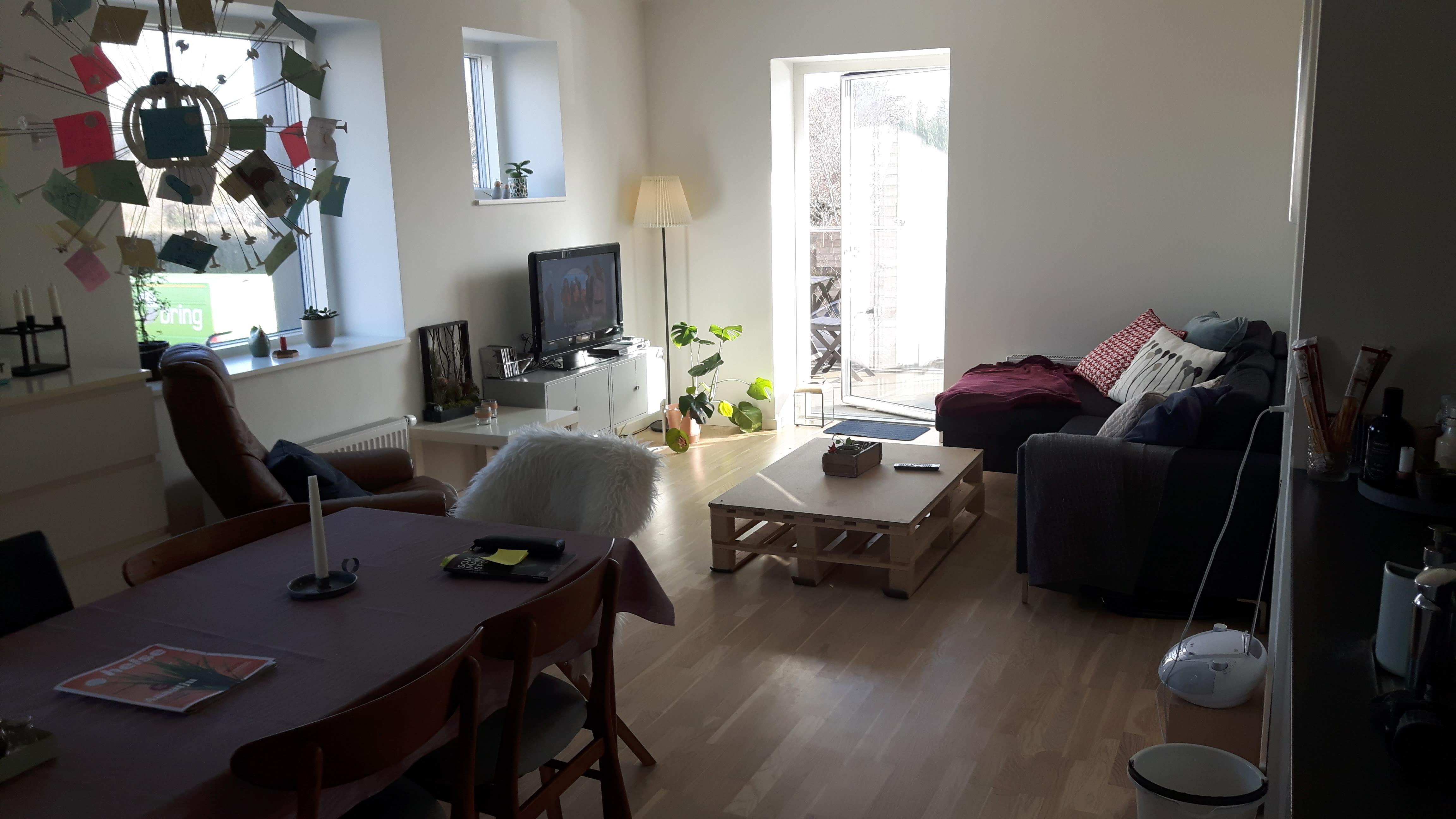 3-personers lejlighed på Lokesvej i Åbyhøj