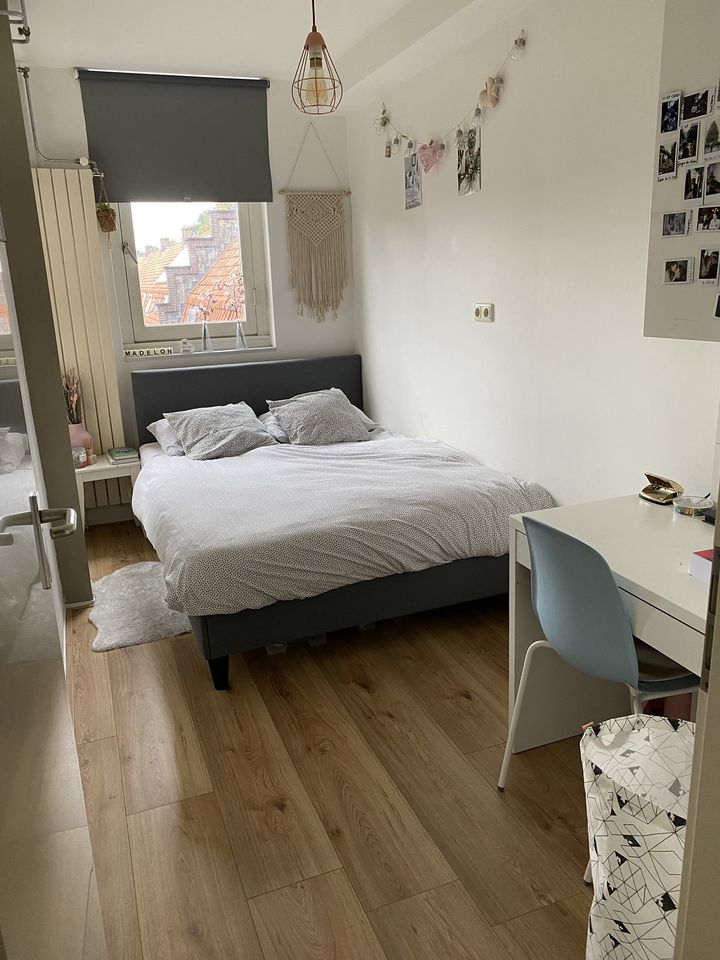 A room in a shared apartment