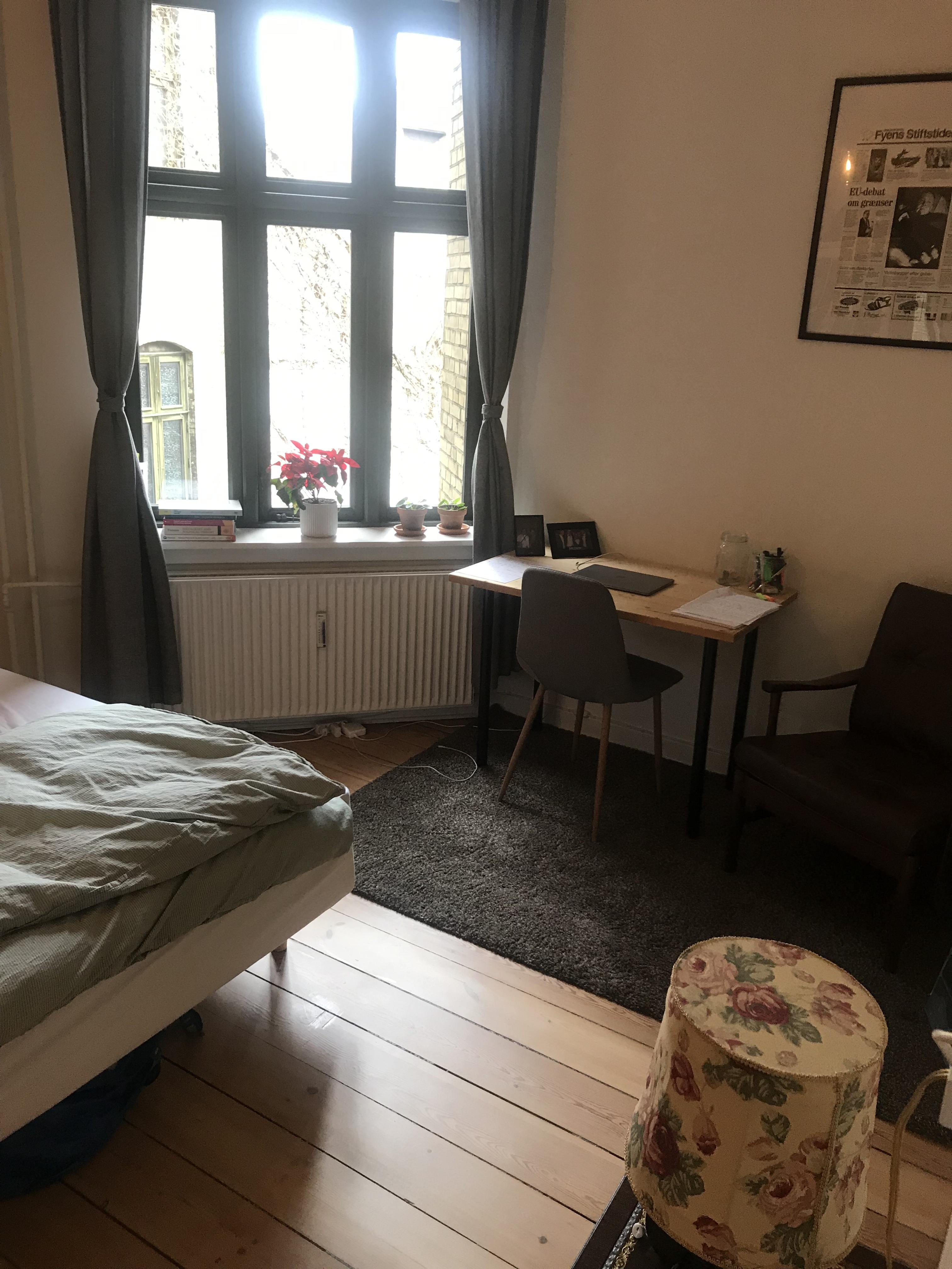 ROOMIE LOOKING FOR 109 m2 APARTMENT ON SURFACE, ODENSE C