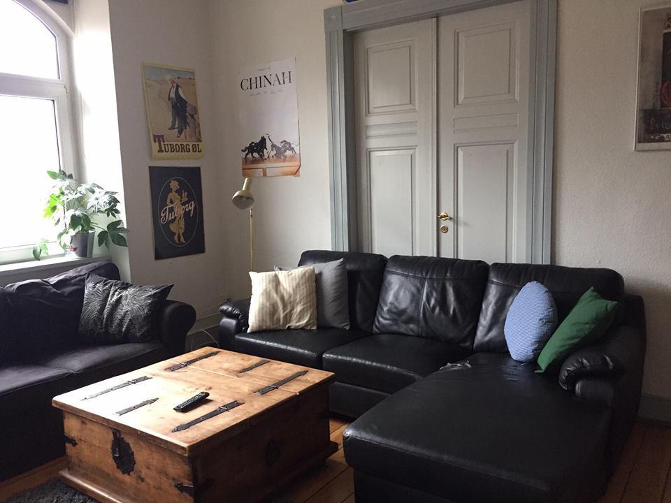 Rommie søges til hyggeligt bofællesskab i Odense C