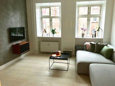Lyst værelse udlejes i hjertet af København