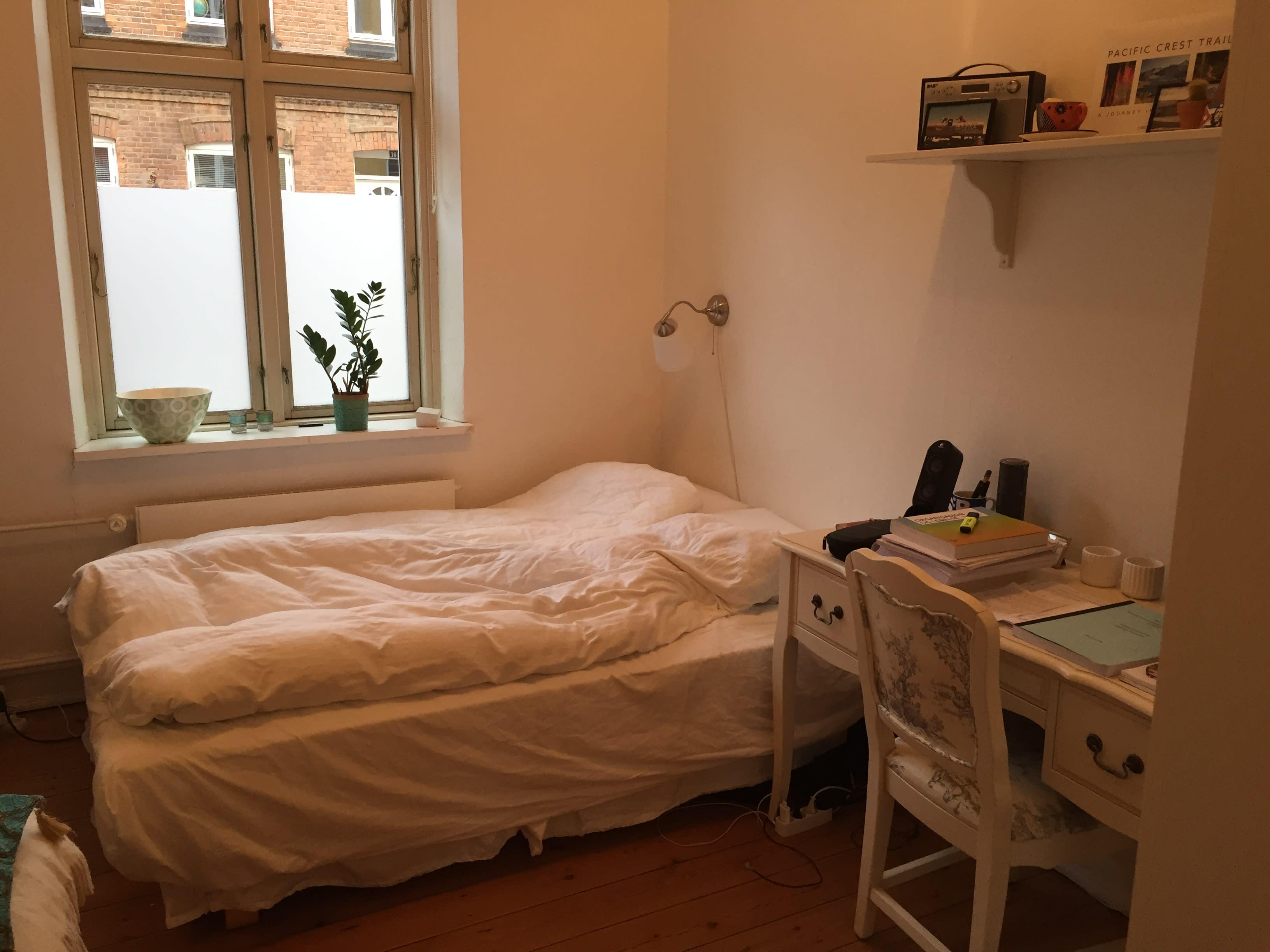 Roommate søges til dejlig central delelejllighed