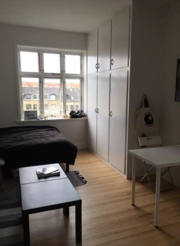 Sød roomie søges til stort værelse i Aarhus C