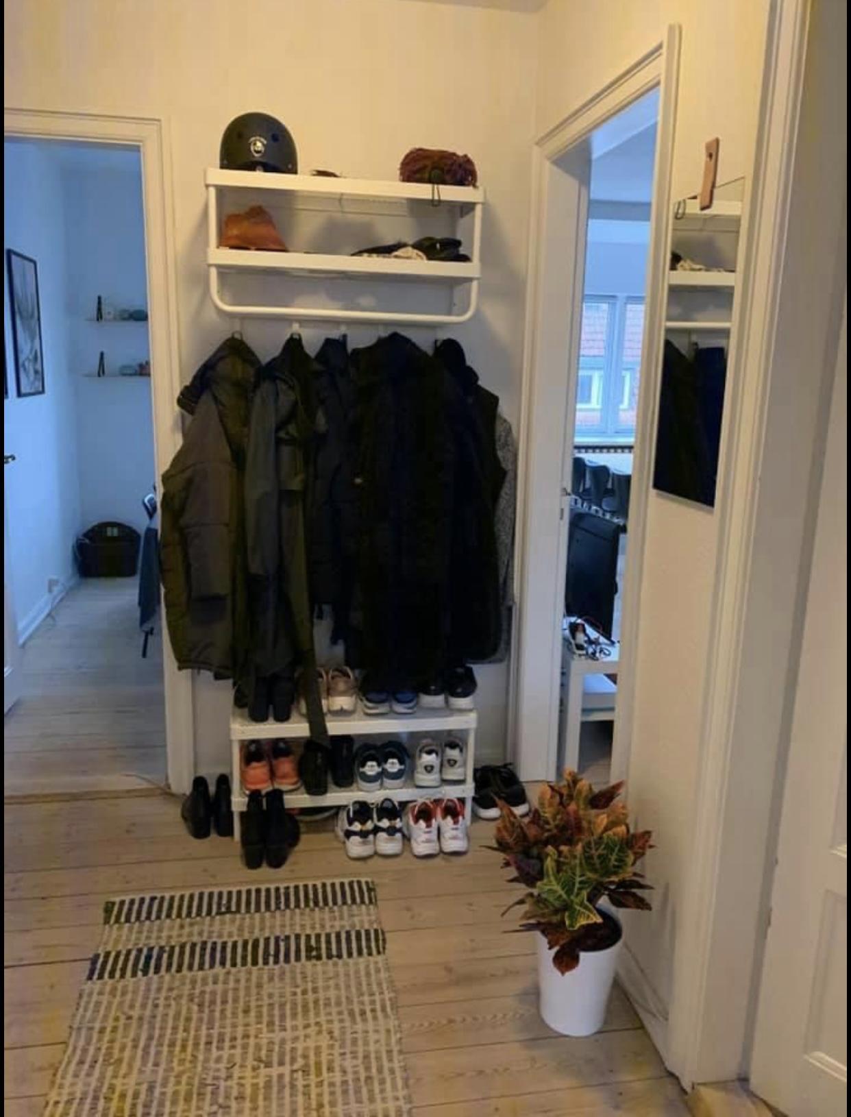 Roomie søges til værelse med egen altan i Odense C