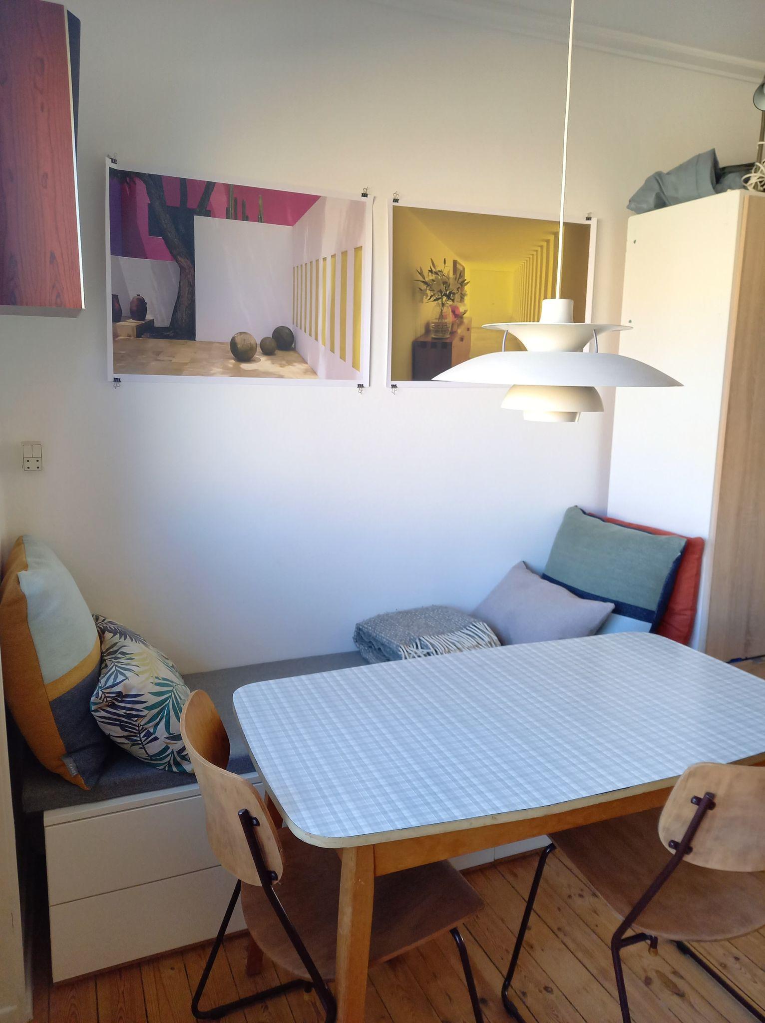 Møbleret værelse i Nordvest / furnished room in Nordvest