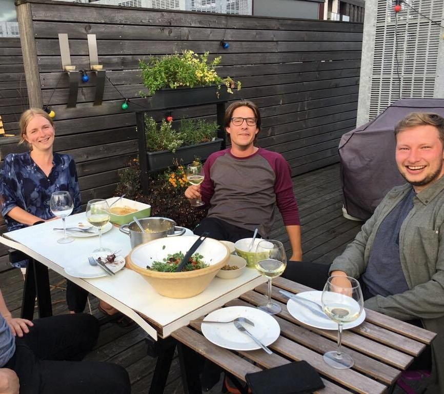 Kollektivet Slusen søger ny kvindelig beboer per 1. februar