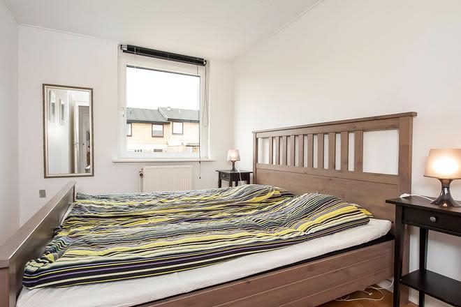 Rækkehus på 118 m2 med 4 værelser