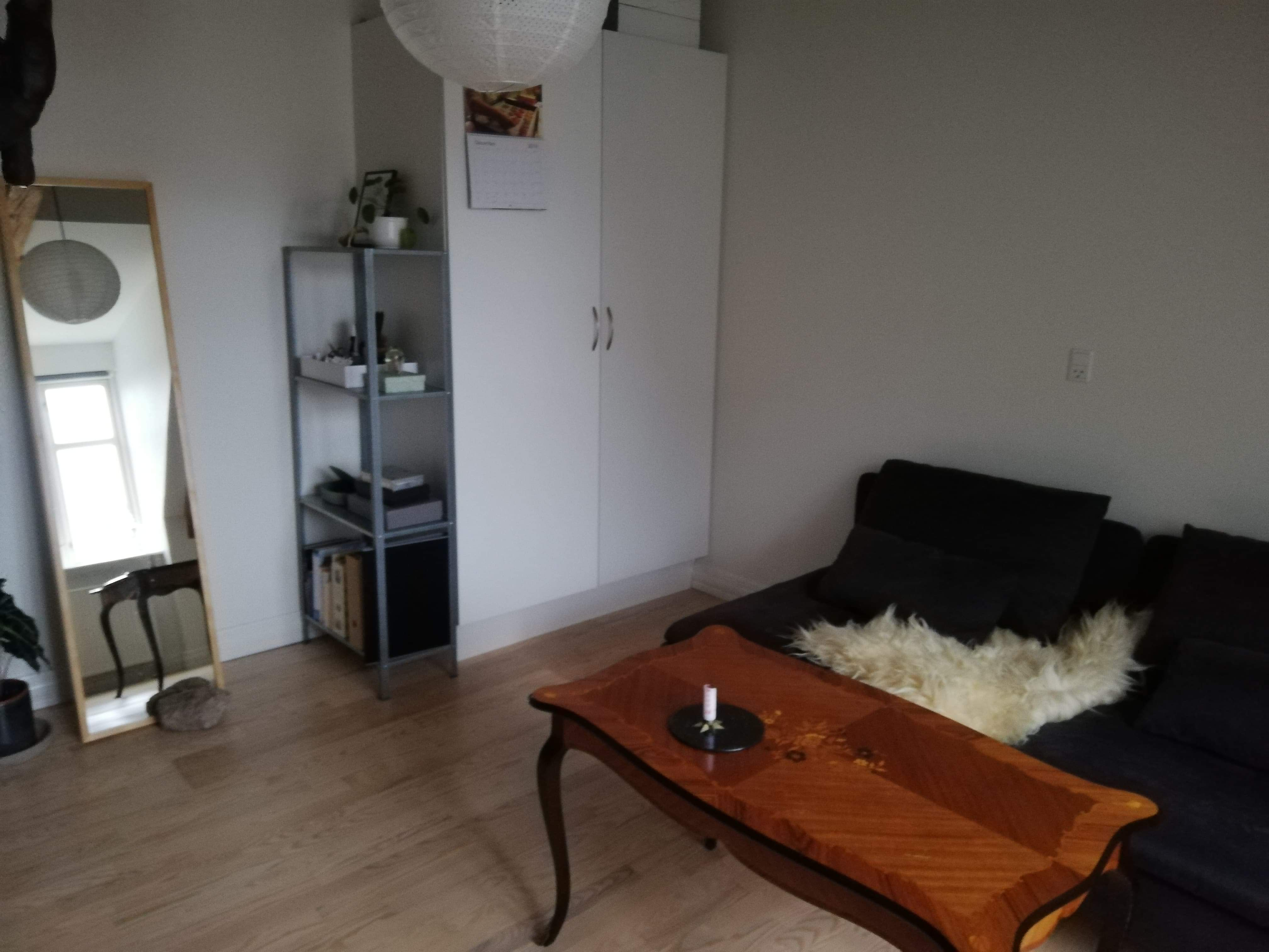 Room in a shared apartment for rent in Aalborg