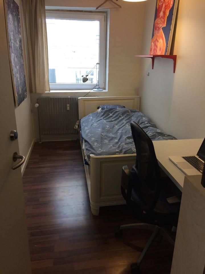 Hyggeligt værelse i hjertet af Aalborg