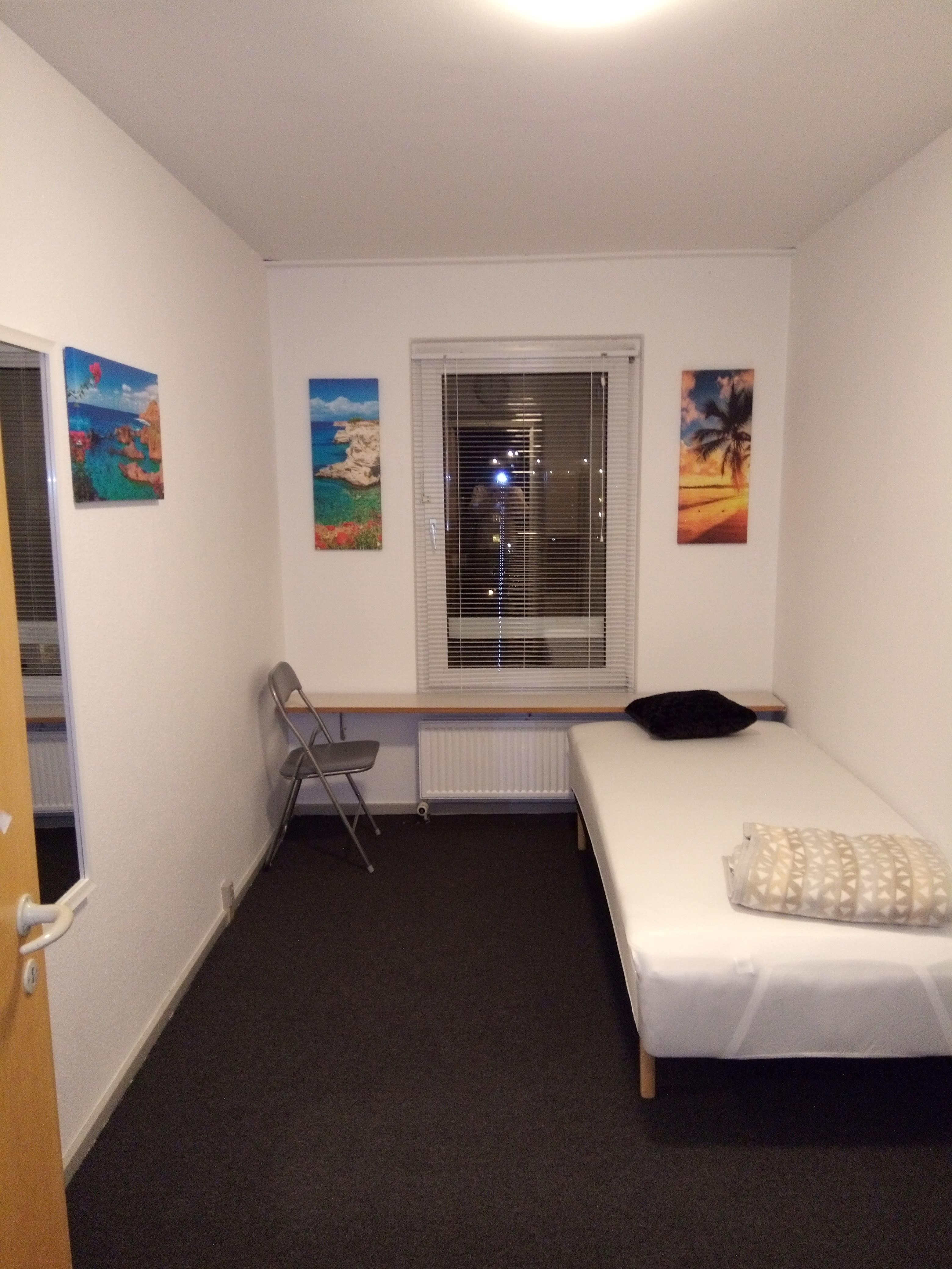 10 m2 værelse udlejes i Aarhus til 3500,- kr.