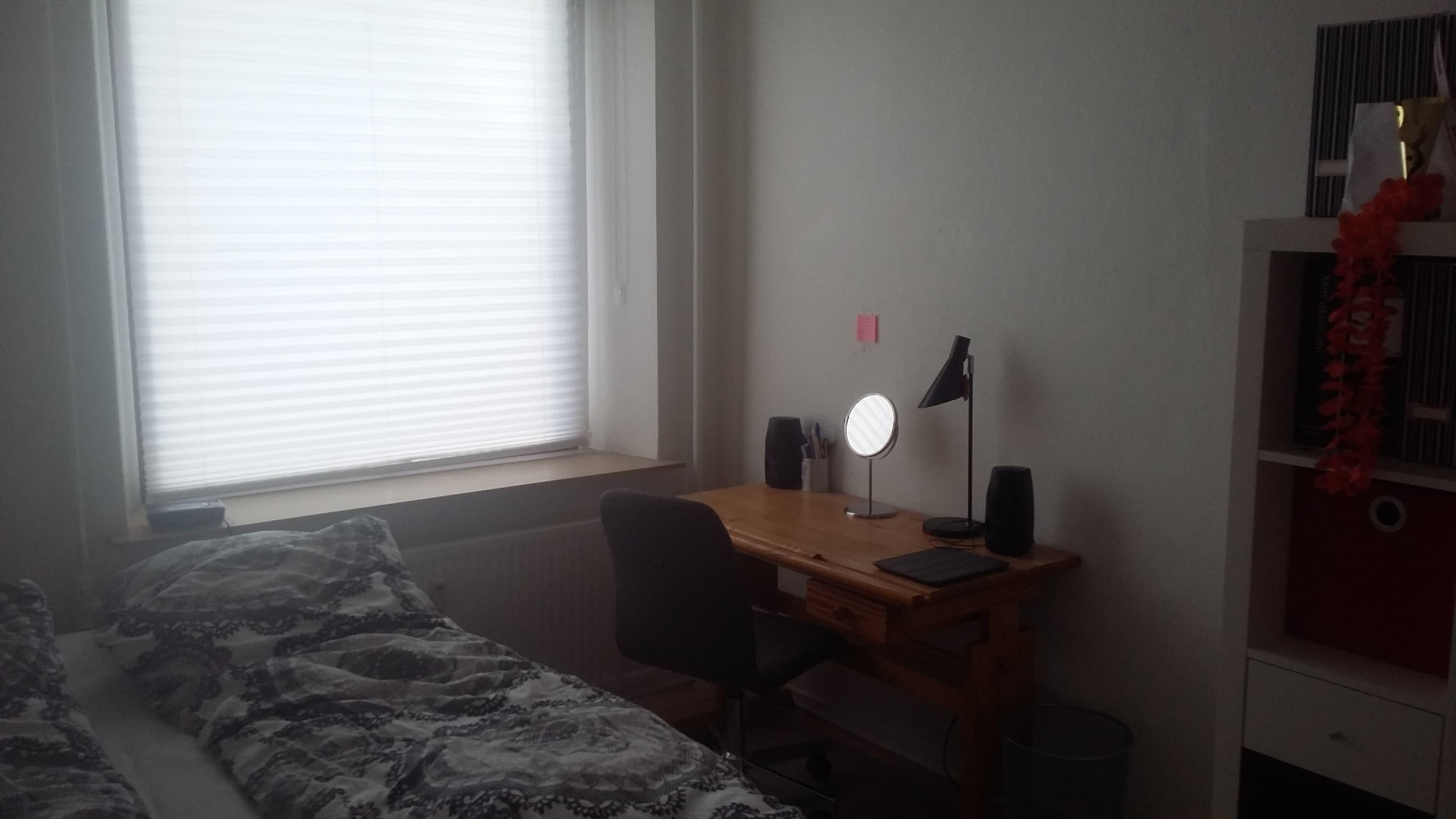 Værelse i delt lejlighed i hjertet af Aalborg