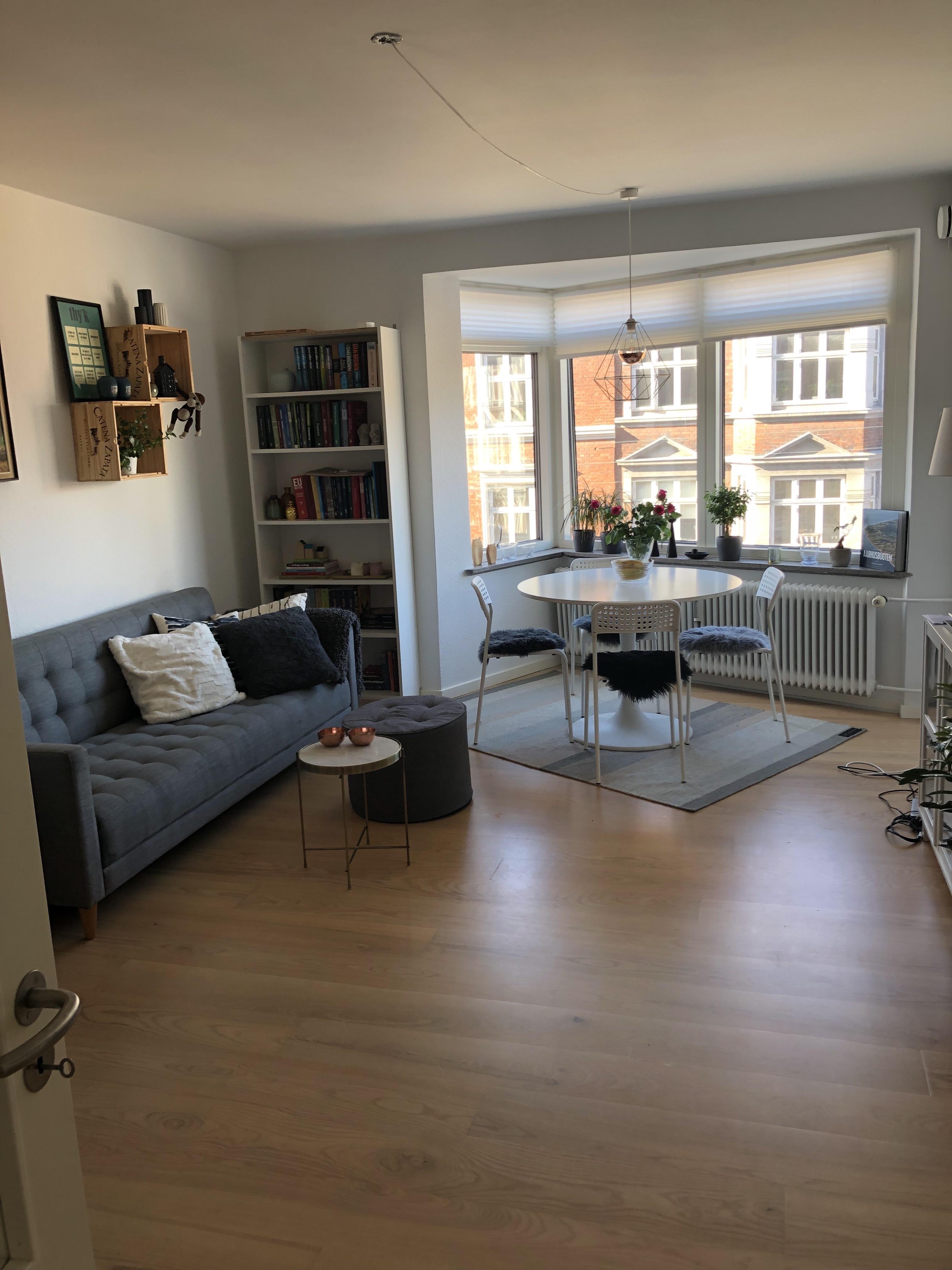 Roomie søges til 3-værelses lejlighed i Aarhus C