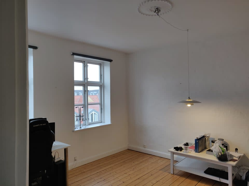 Room to be rented out at Danmarksgade 63