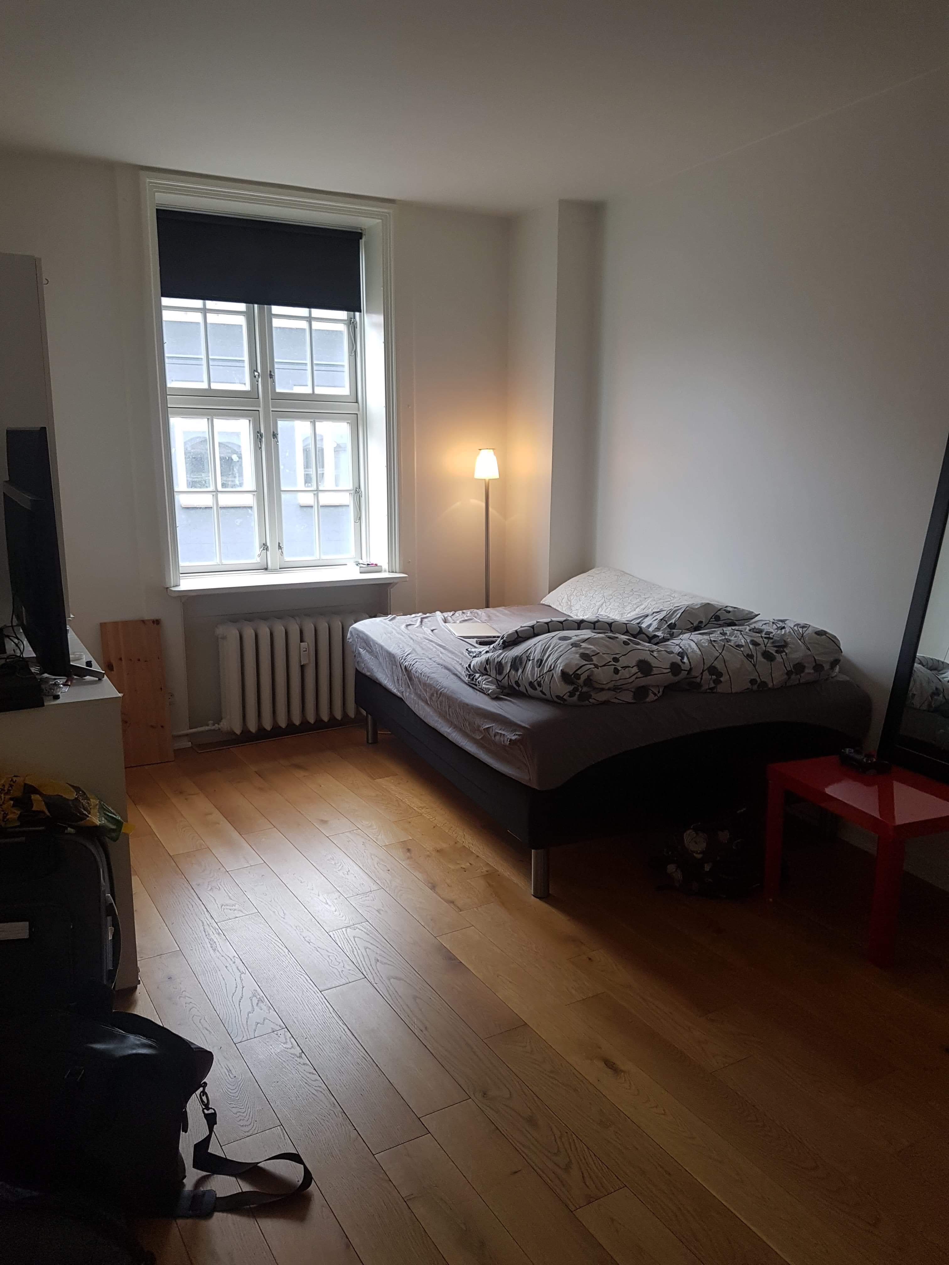 Room in Kolding center for rent for 3 months