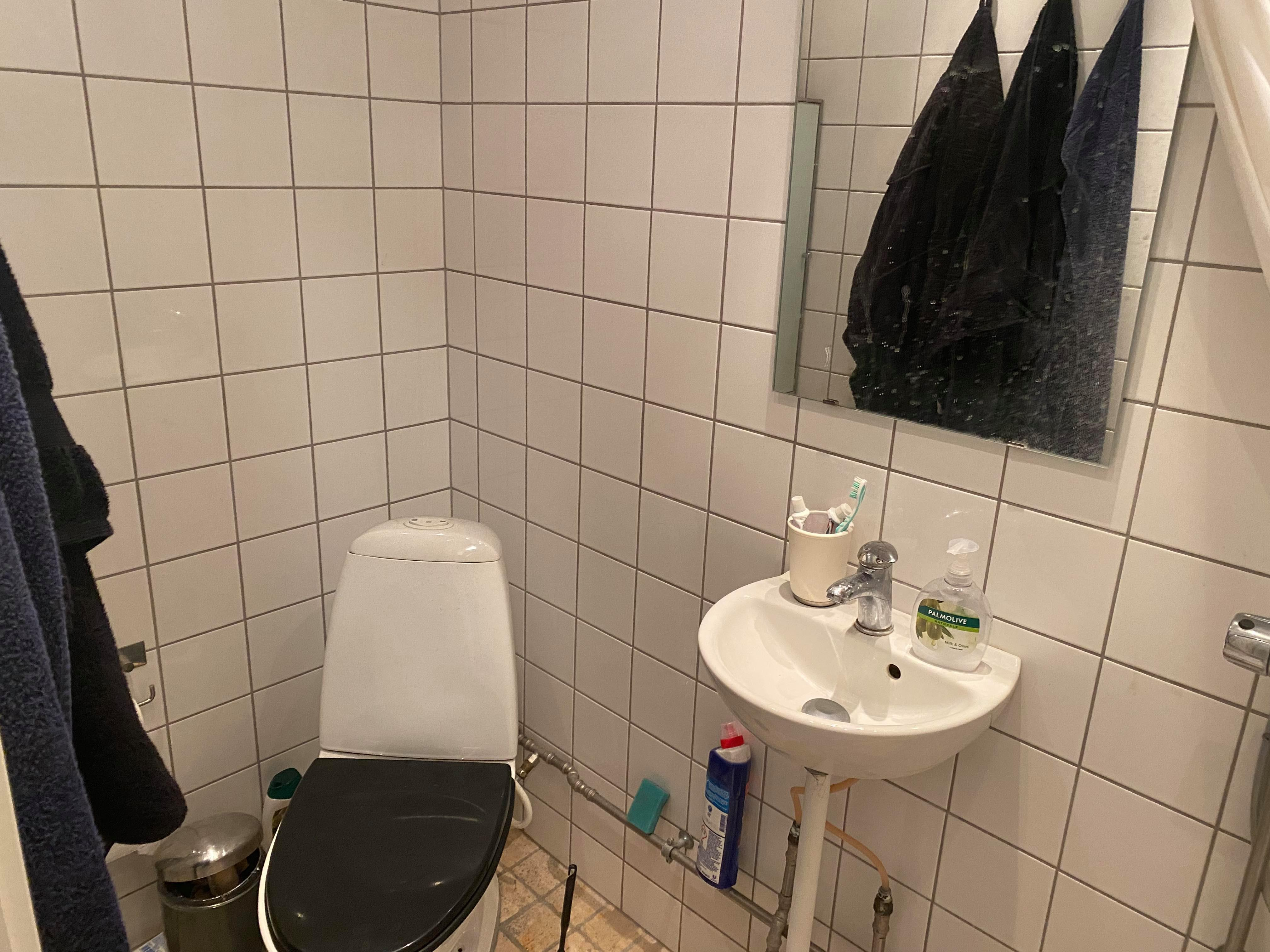I am looking for a roomie for a 59 m² apartment in Valby