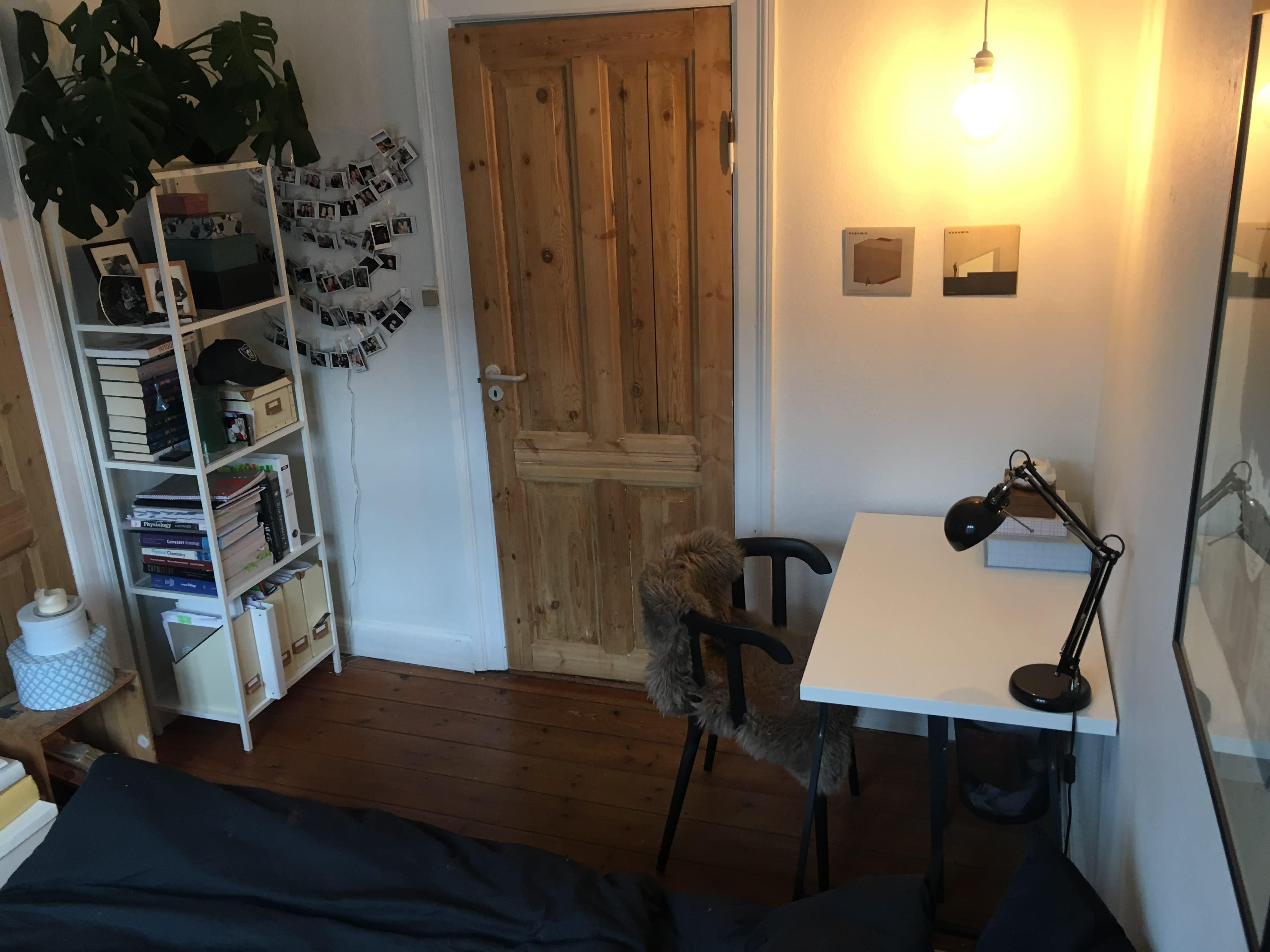 Dejligt værelse midt i Odense C