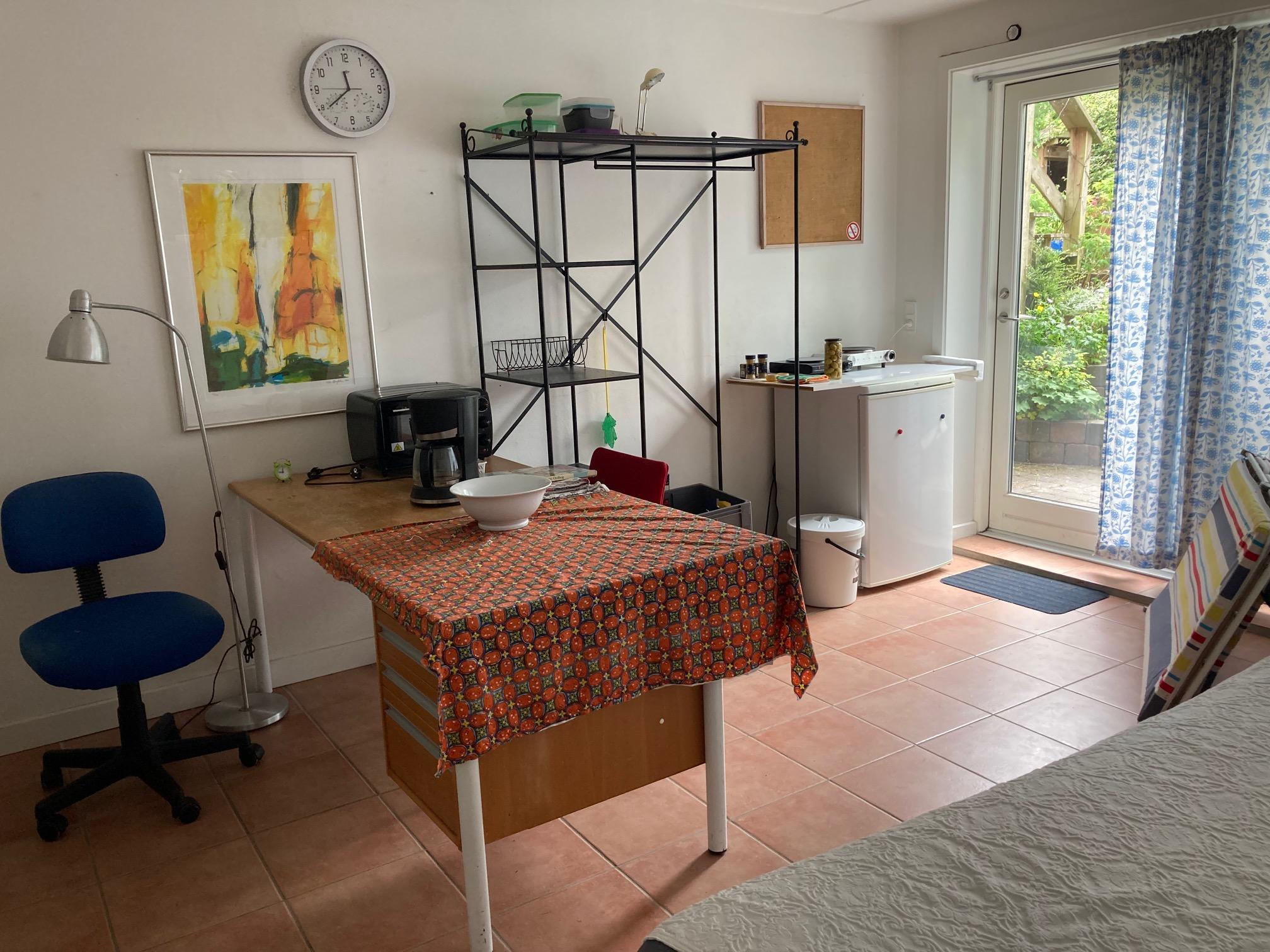 27 m2 værelse nær DTU til 4.200 kr.