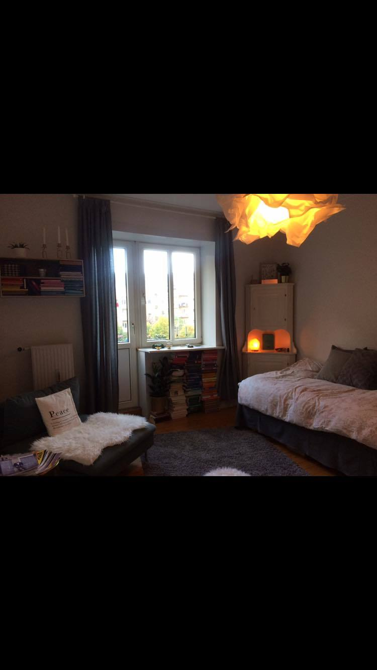 Quiet room in the center of Aalborg