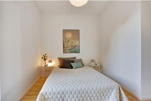 Lækker nybygget lejlighed i Ceresbyen - Er du vores tredje roomie?