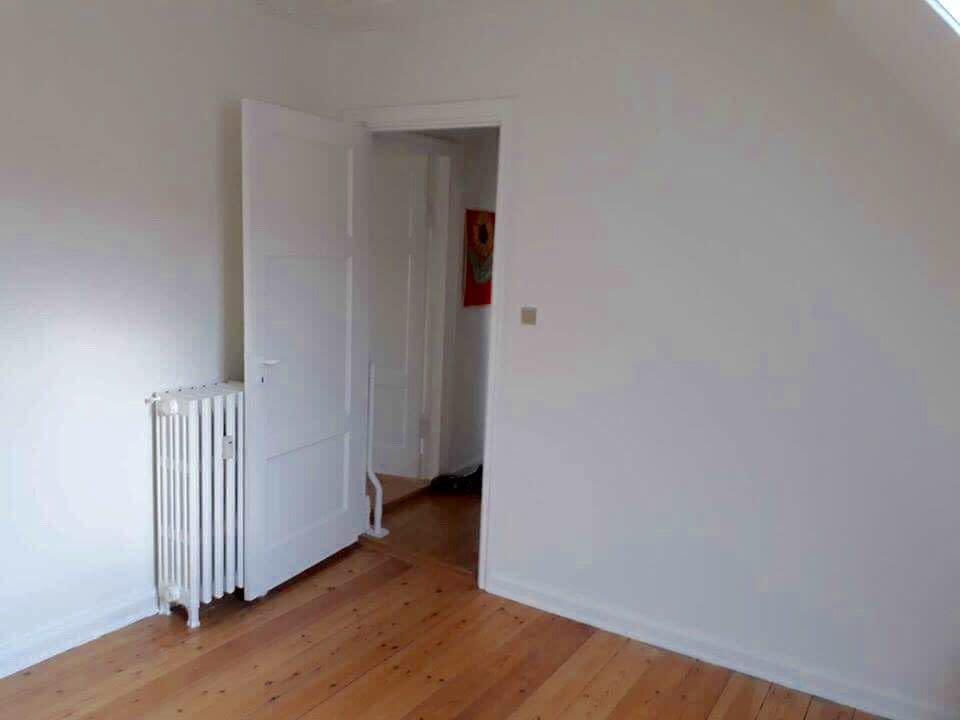 Værelse udlejes i hyggelig lejlighed på 4 sal